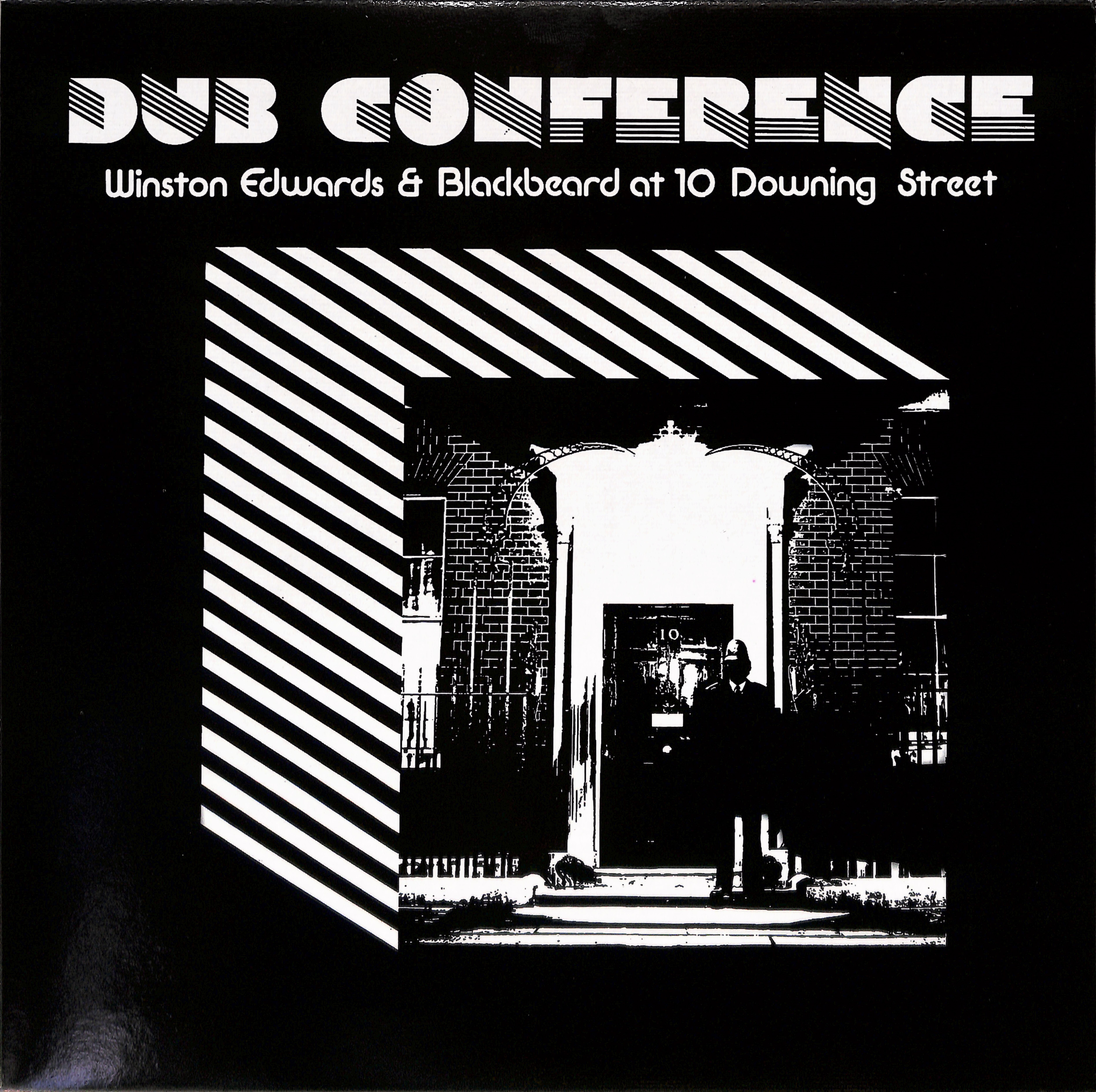 Winston Edwards & Blackbeard - DUB CONFERENCE AT 10 DOWNING STREET