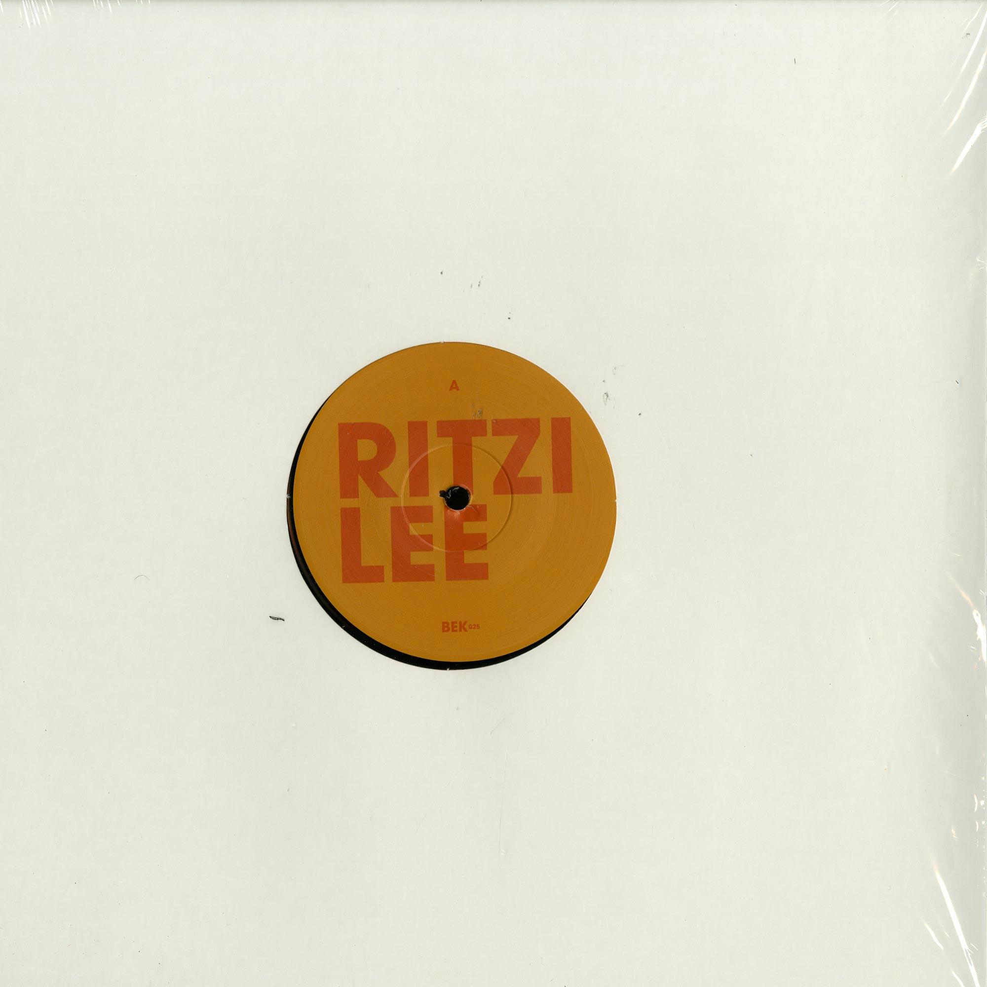 Ritzi Lee - INTRUSIVE EP