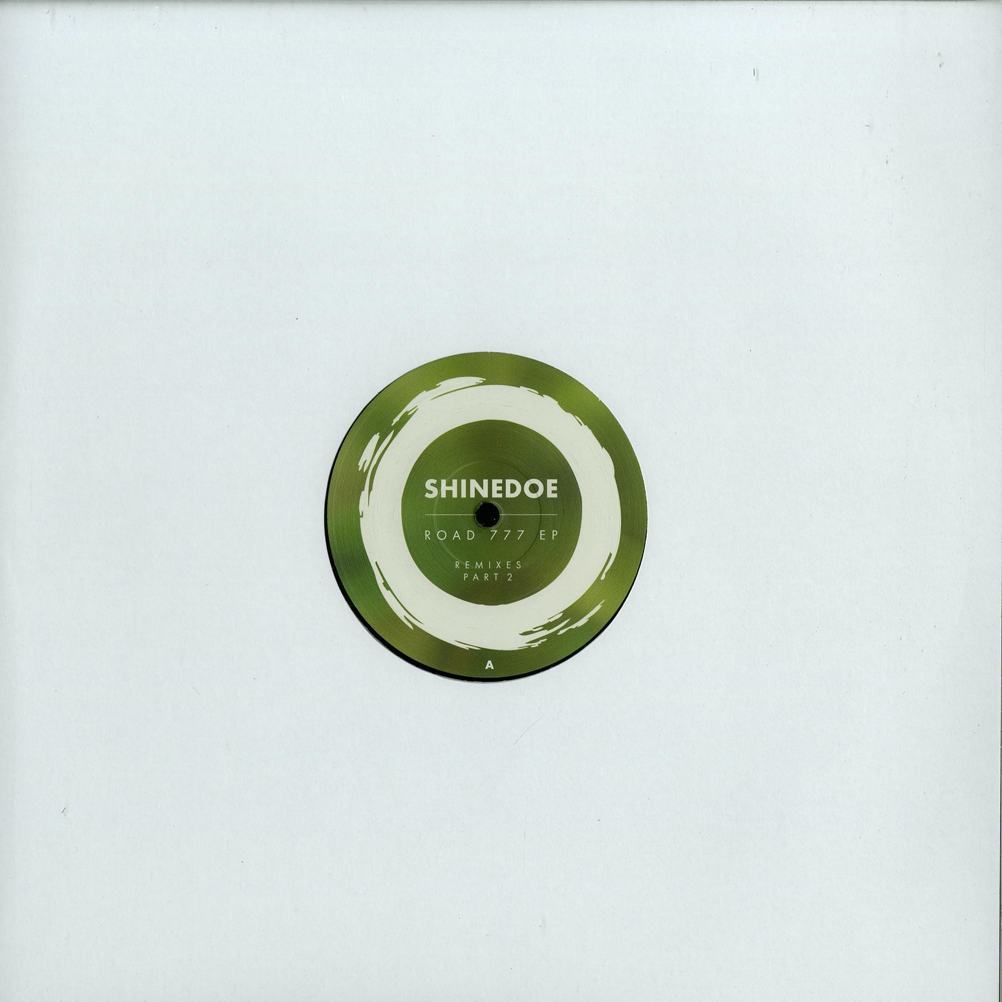 Shinedoe - ROAD 777 EP