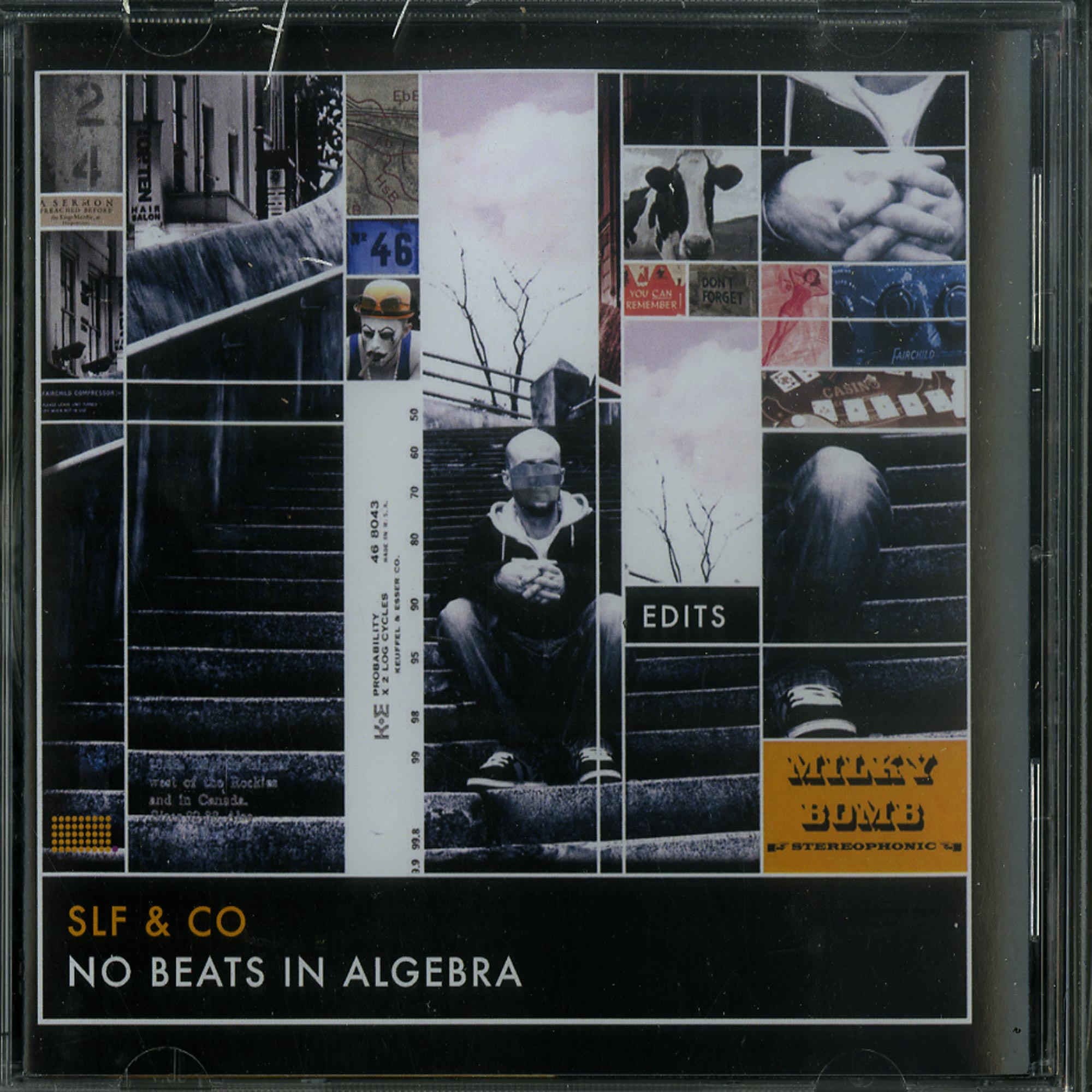 SLF&Co. - NO BEATS IN ALGEBRA