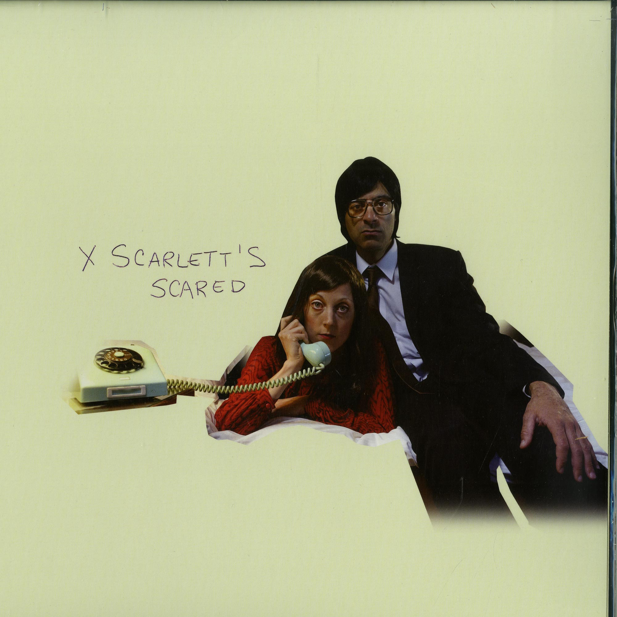 Scarletts Scared - SCARLETTS SCARED