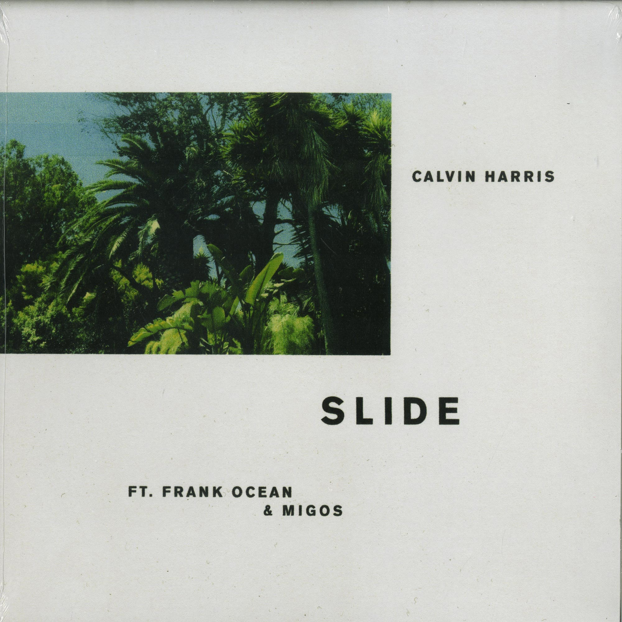 Calvin Harris ft. Frank Ocean & Migos - SLIDE