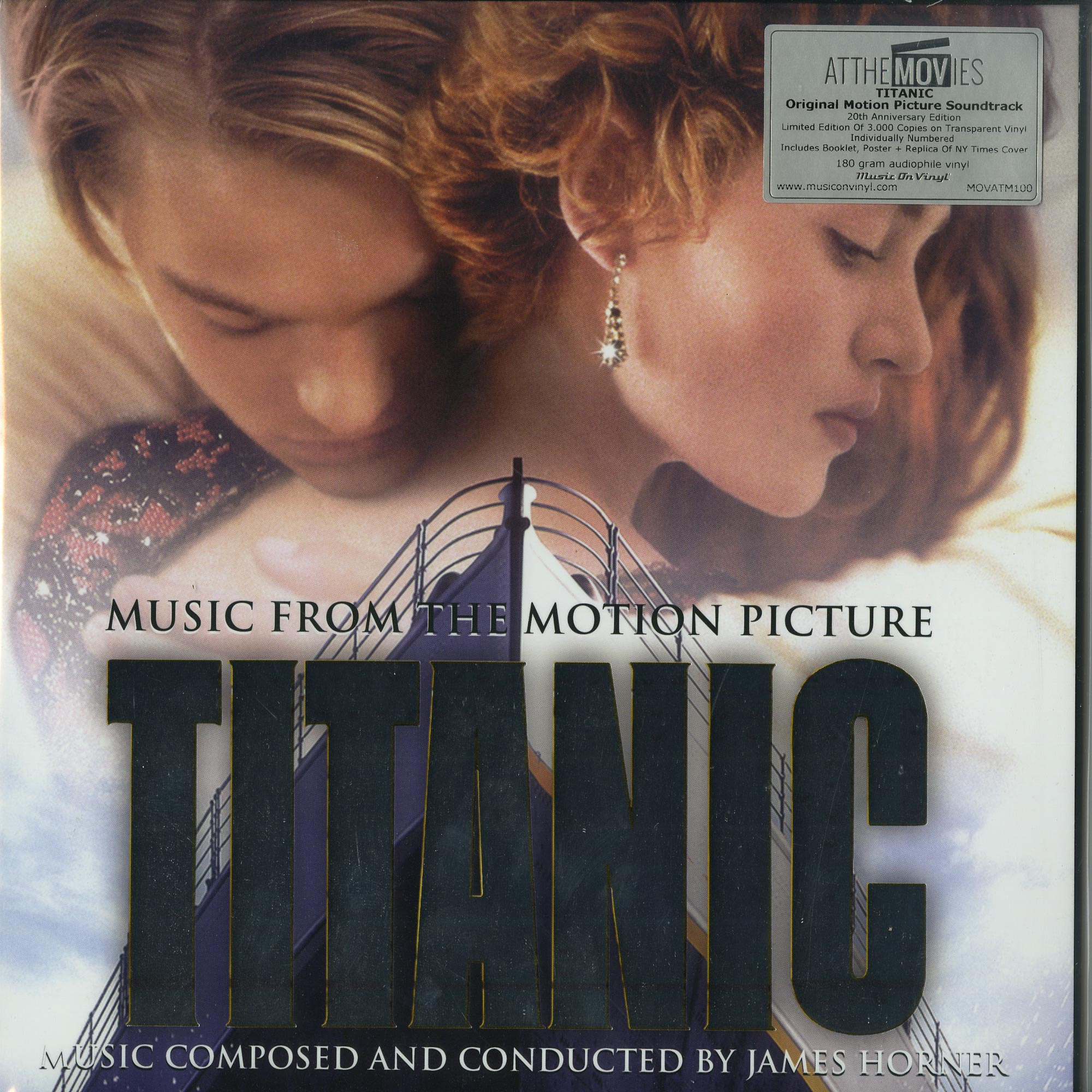 Various Artists - TITANIC O.S.T.