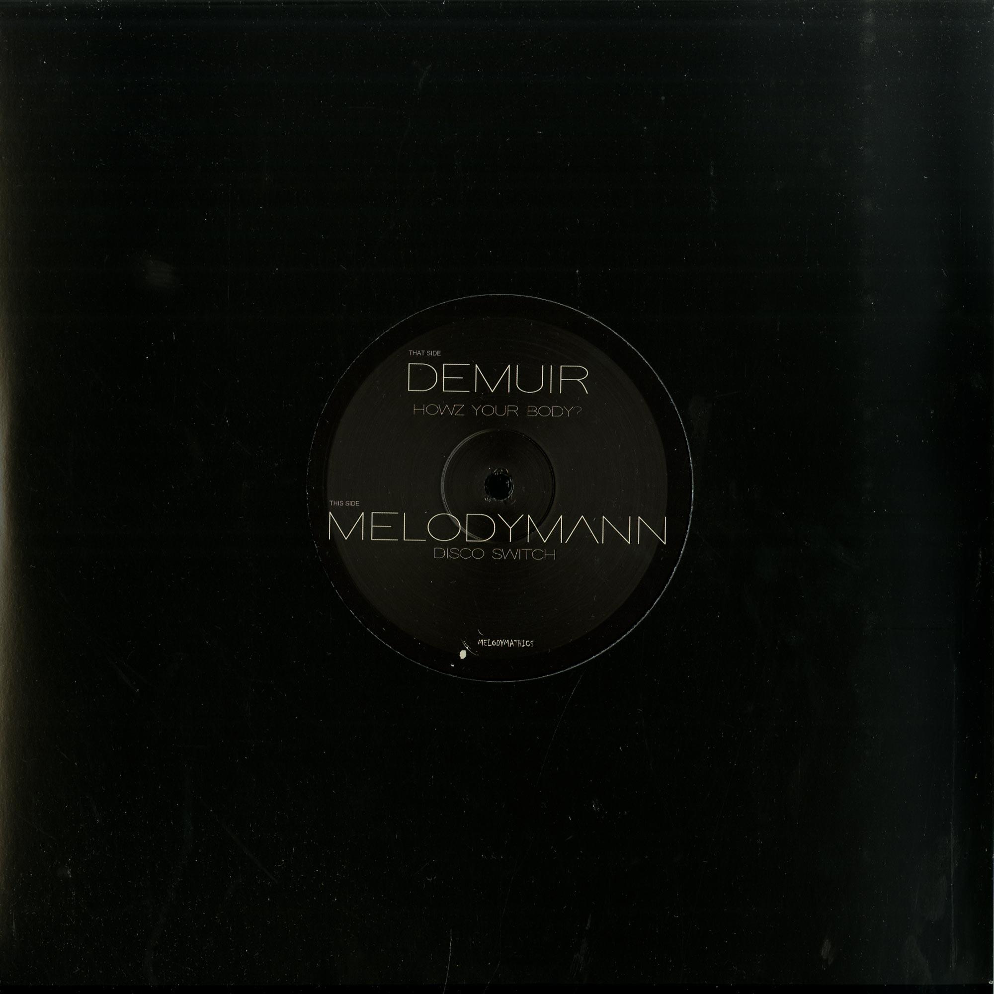 Demuir / Melodymann - MMLTD006