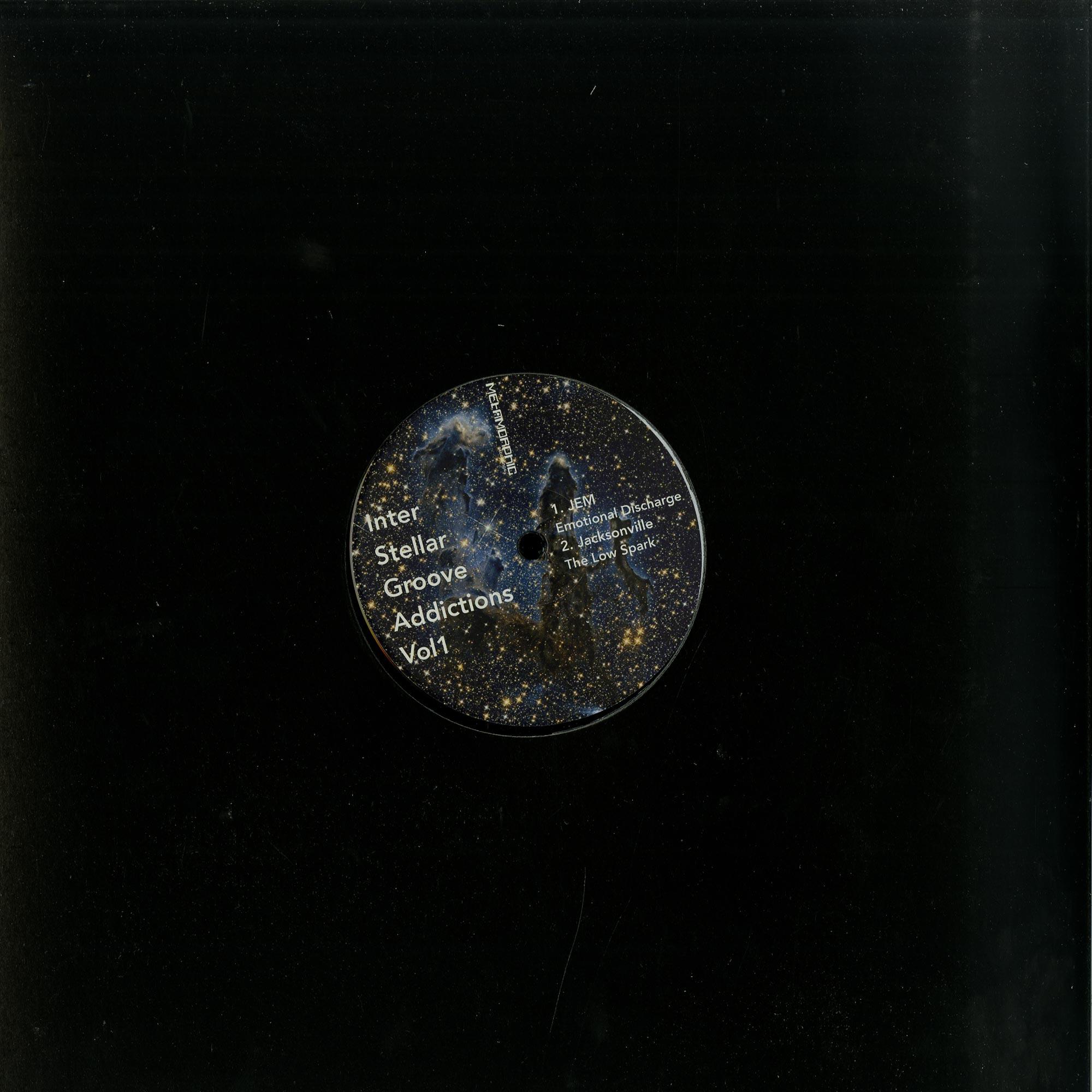 Various Artists - INTERSTELLAR GROOVE ADDICTIONS VOL. 1