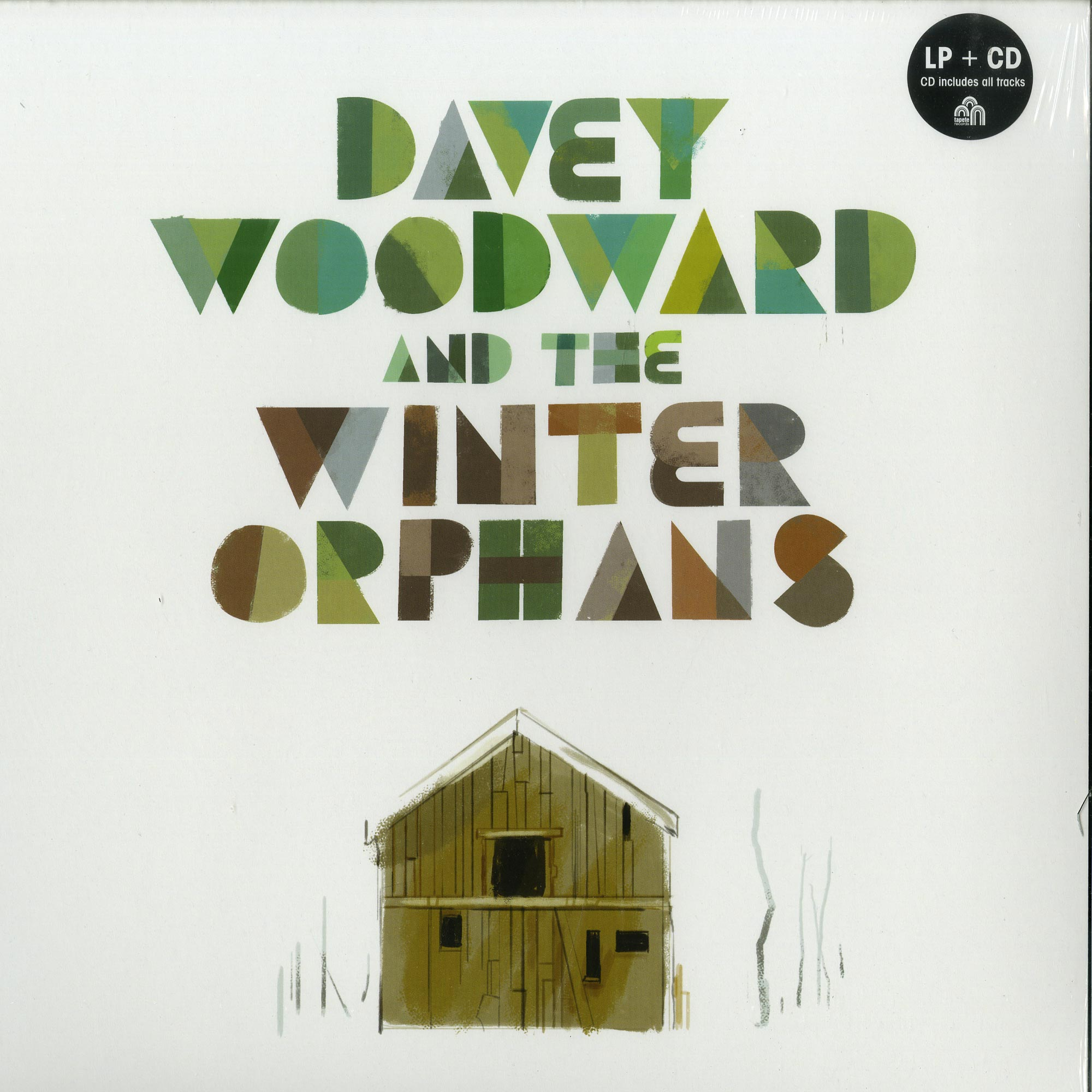 Davey Woodward And The Winter Orphans - DAVEY WOODWARD AND THE WINTER ORPHANS