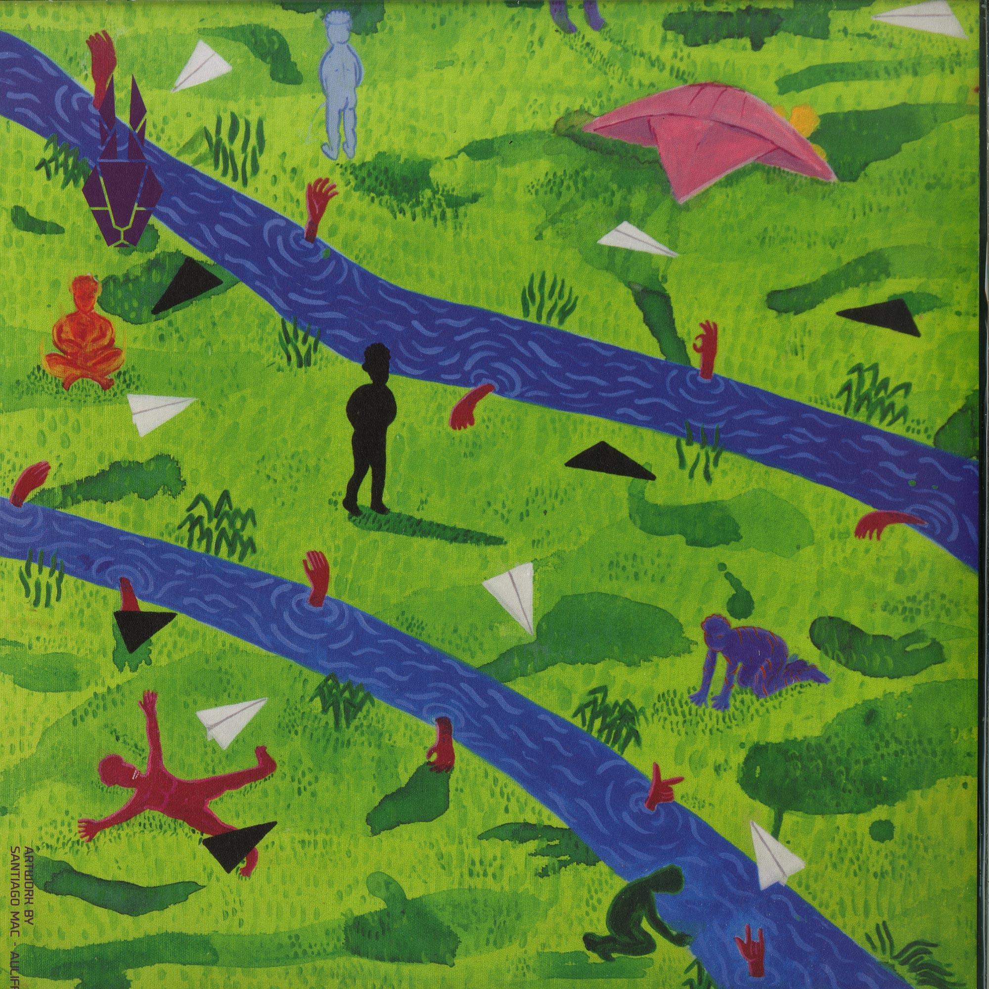 Shampoo Douglas - PESTO LIFE LP