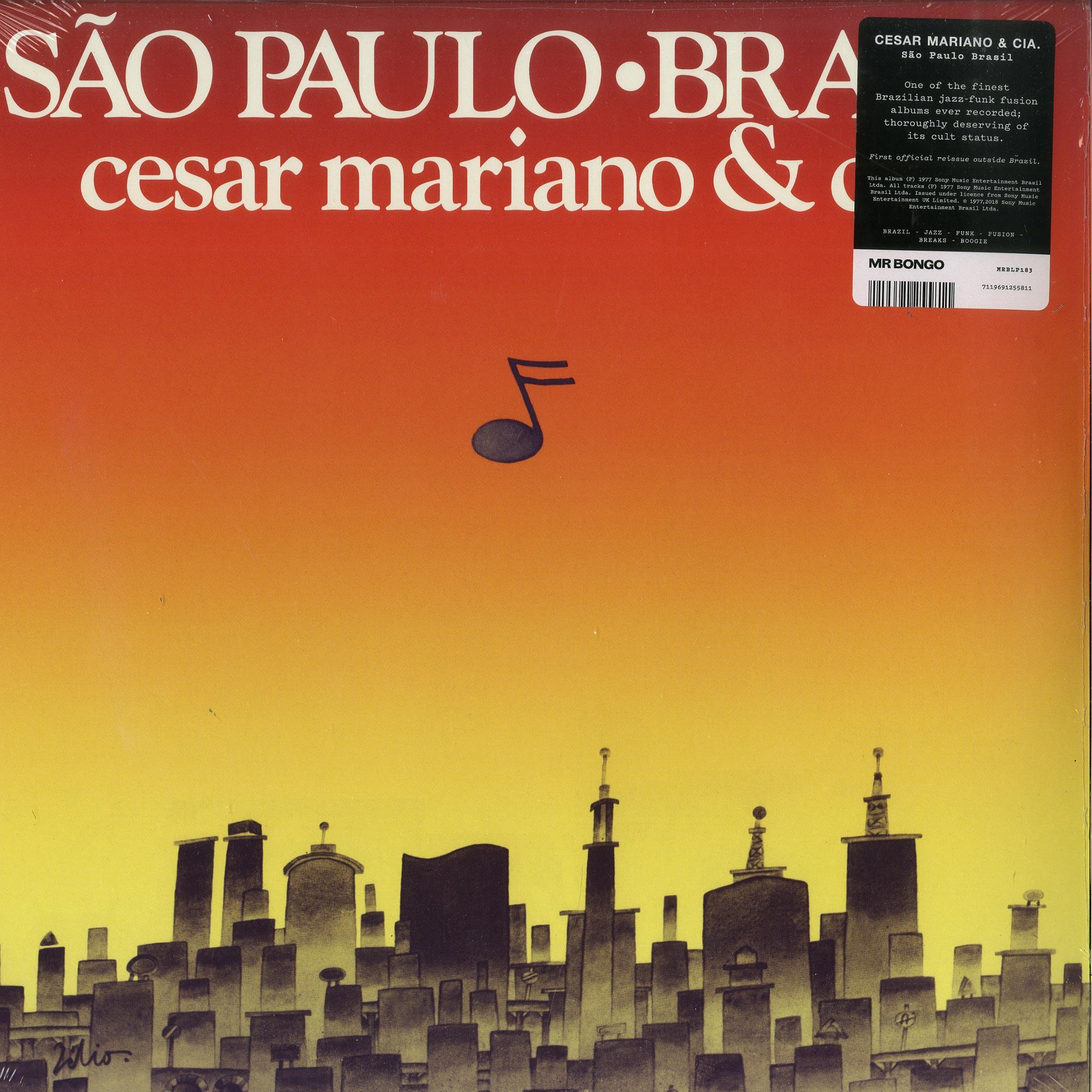 Cesar Mariano & Cia - SAO PAULO: BRASIL