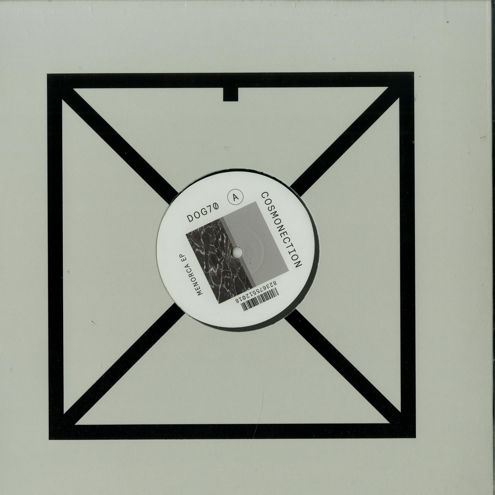 Cosmonection - MENORCA EP