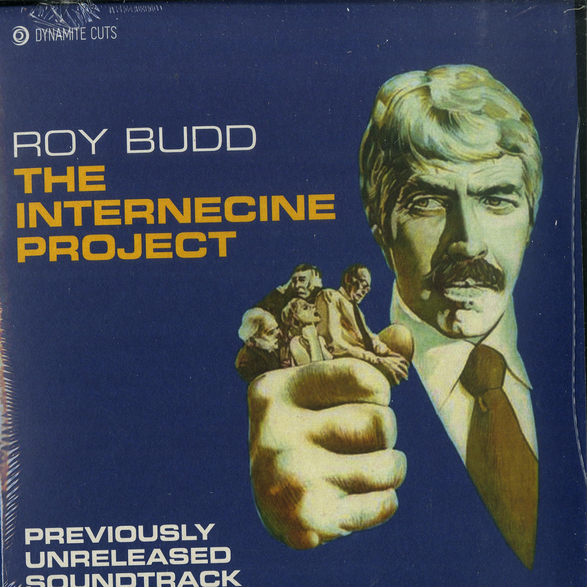 Roy Budd - THE INTERNECINE PROJECT O.S.T.