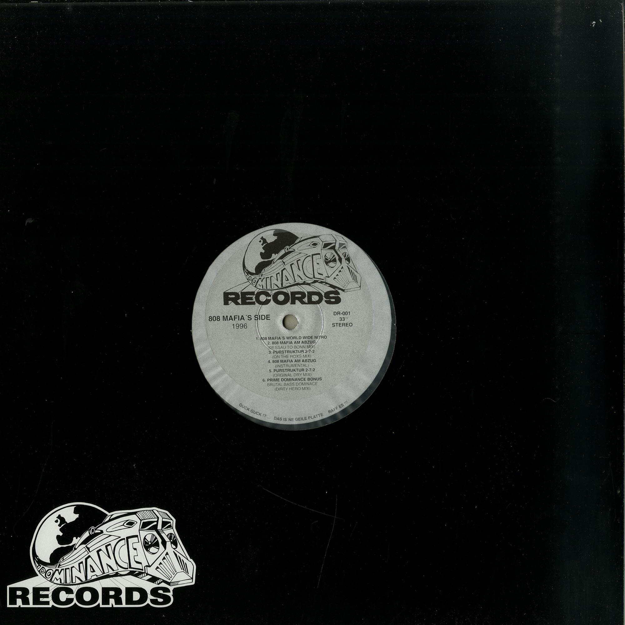 Hartkor Kinkxz / 808 Mafia - WERWOLF IM SCHAFSPELZ / 808 MAFIA AM ABZUG