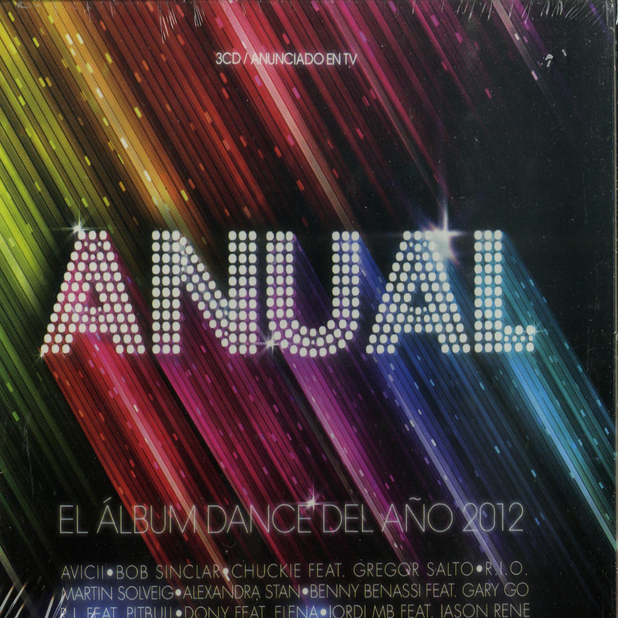 Various Artists - ANUAL 2012