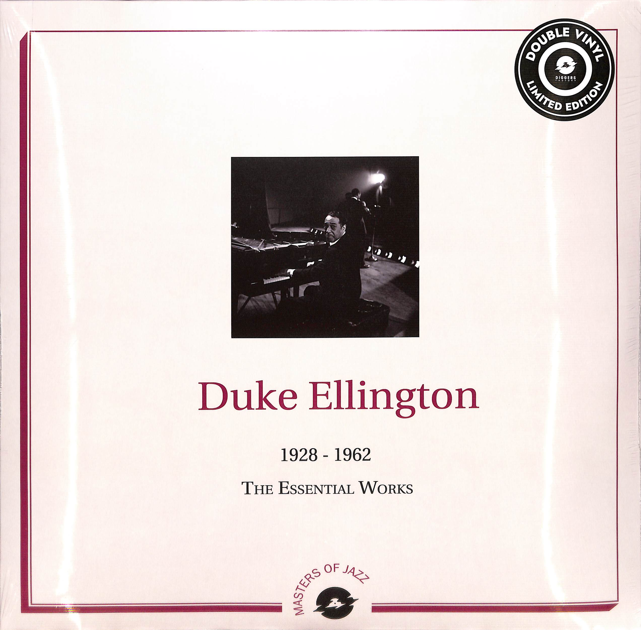 Duke Ellington - THE ESSENTIAL WORKS 1928-1962