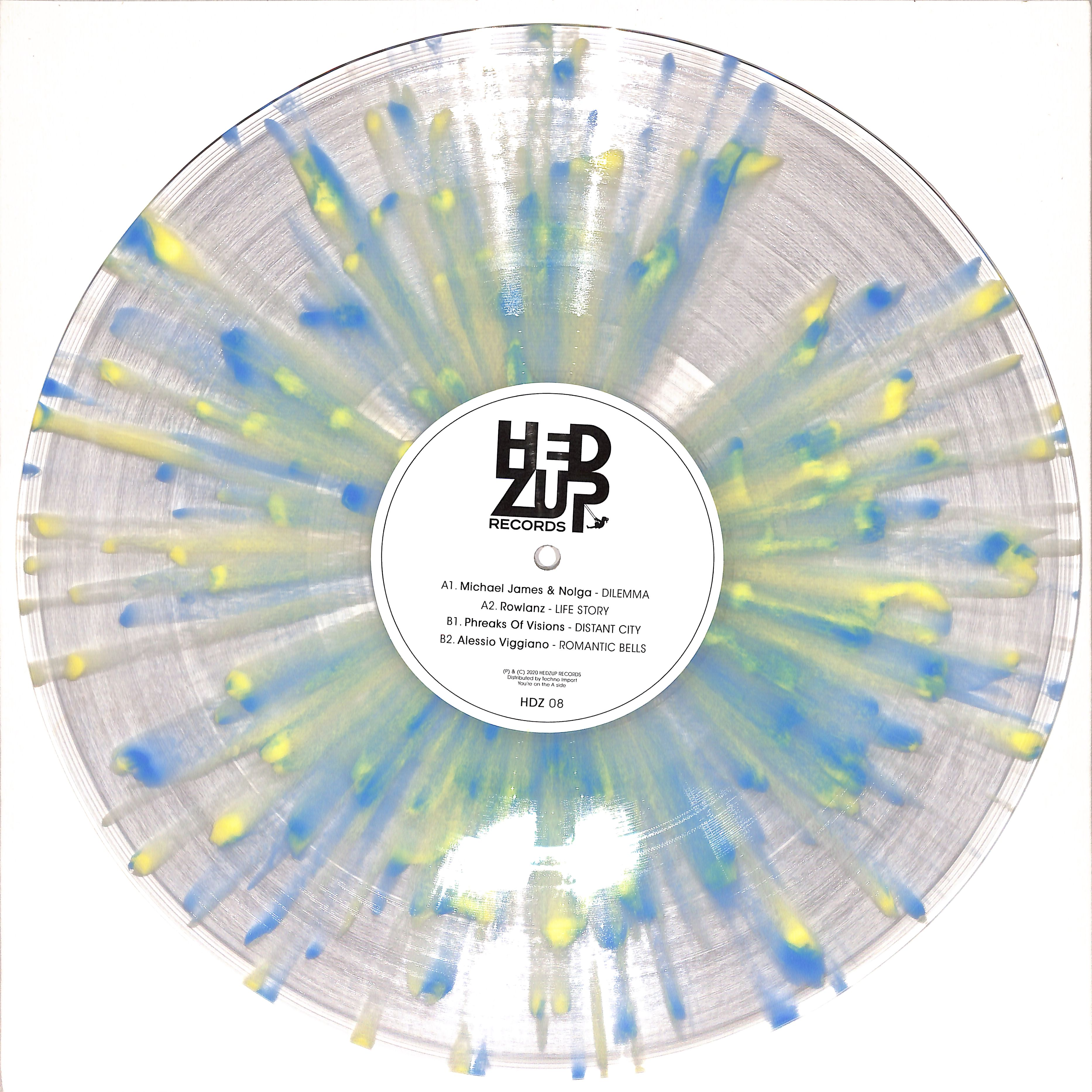 Various Artists - HDZ 08