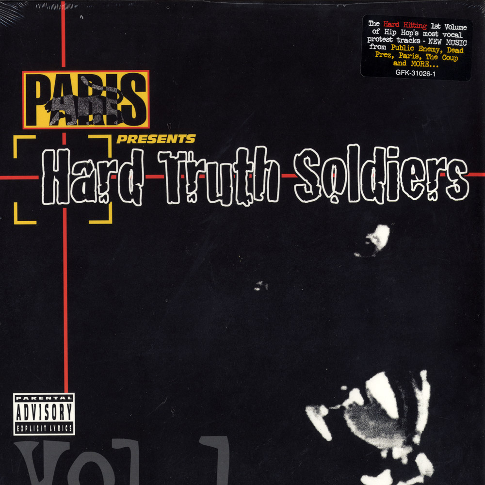Various Artists - HARD TRUTH SOLDIERS VOL.1