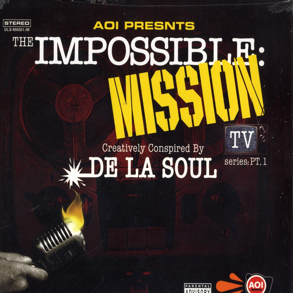 De La Soul - IMPOSSIBLE MISSION