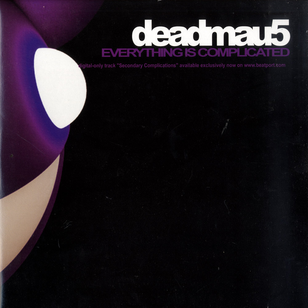 Deadmau5 - EVERYTHINGS COMPLICATED