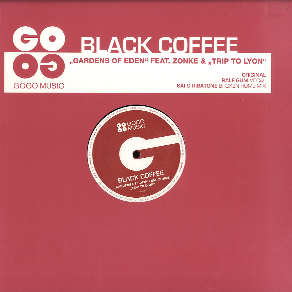 Black Coffee - GARDENS OF EDEN / TRIP TO LYON