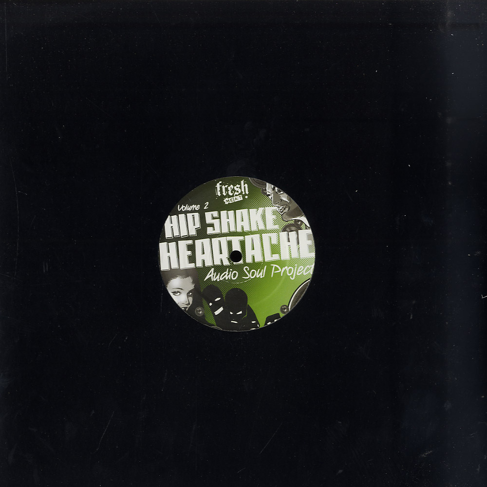 Audio Soul Project - HIP SHAKE HEARTACHE VOLUME 2