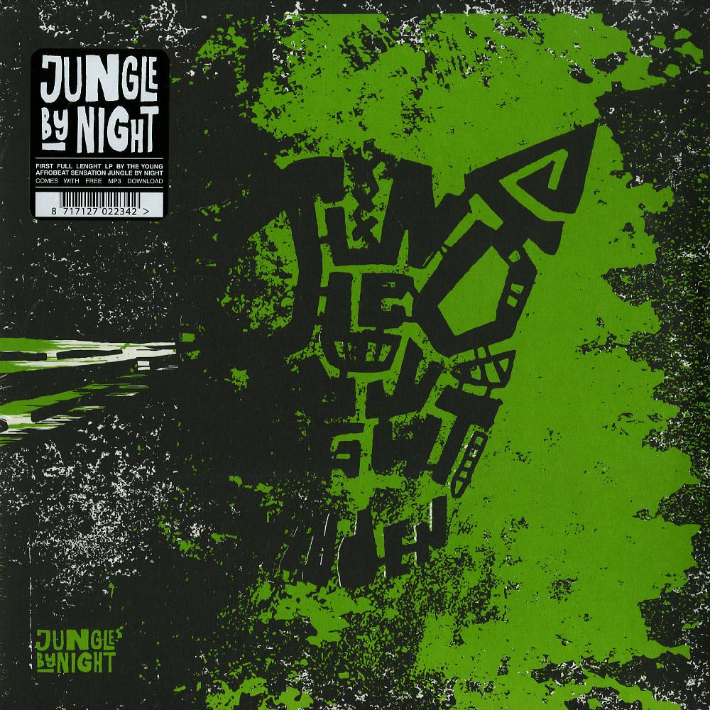 Jungle By Night - HIDDEN