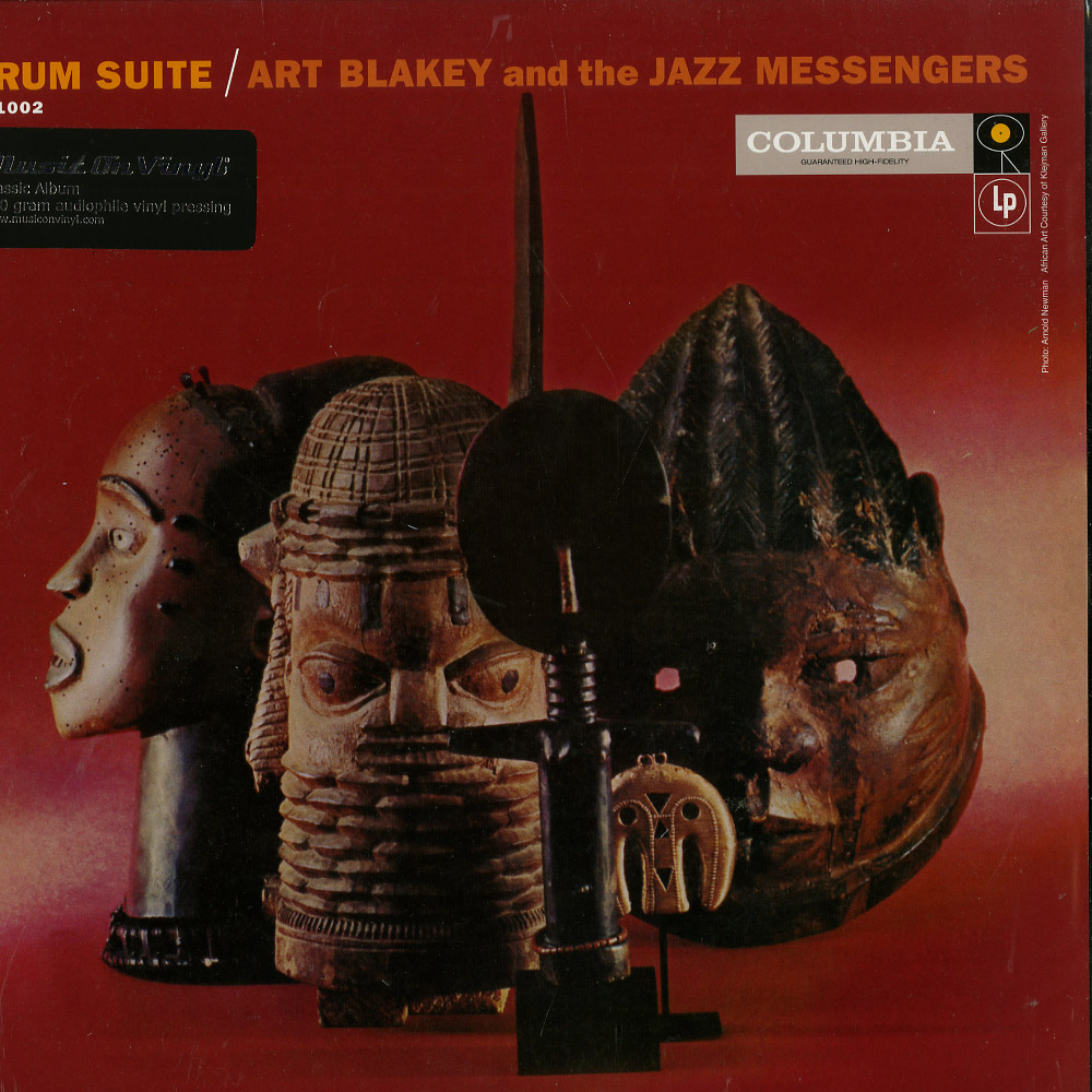 Art Blakey & The Jazz Messengers - DRUM SUITE