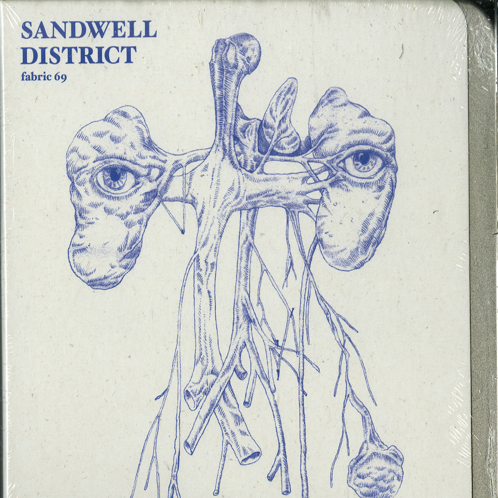 Sandwell District - FABRIC 69 CD)