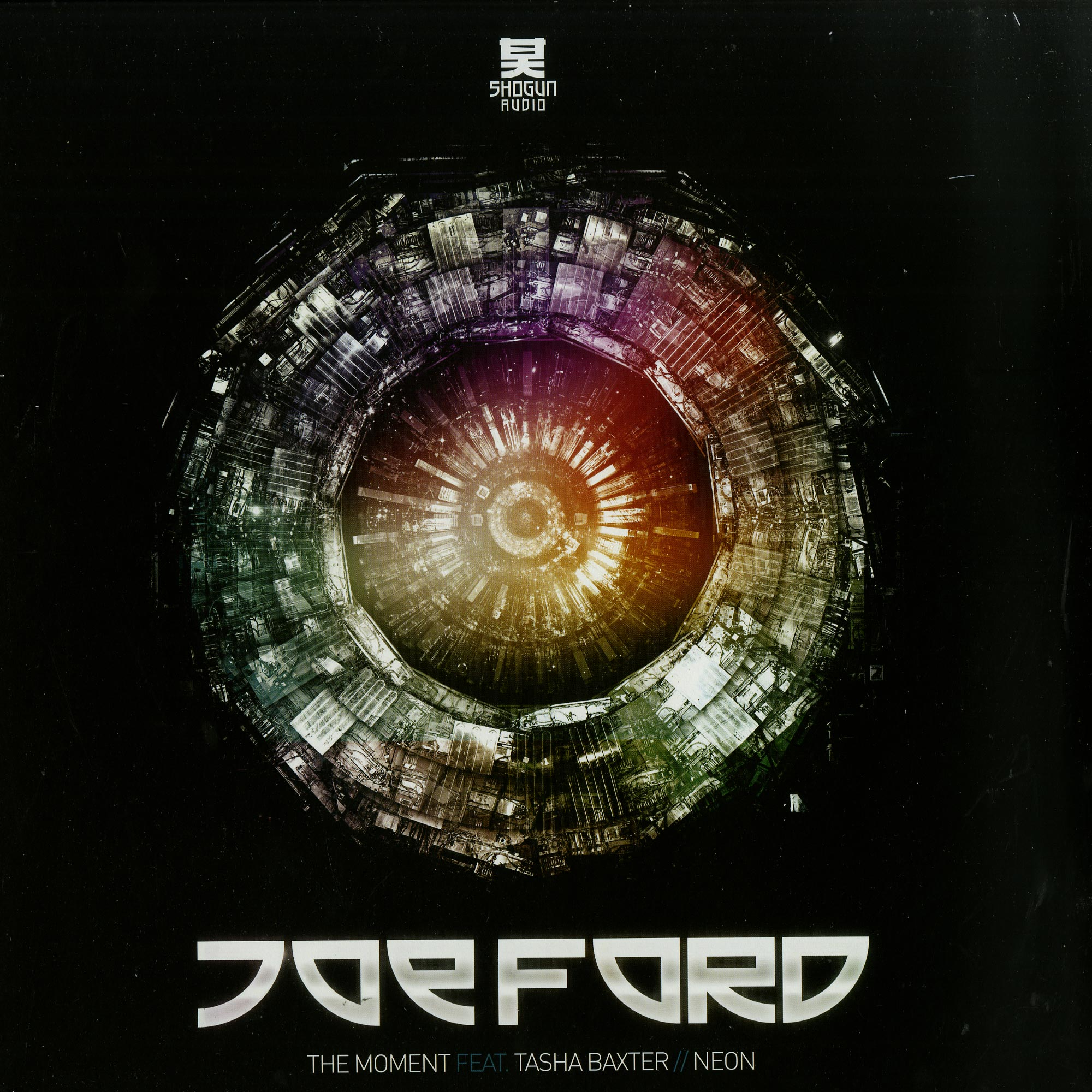 Joe Ford - THE MOMENT / NEON