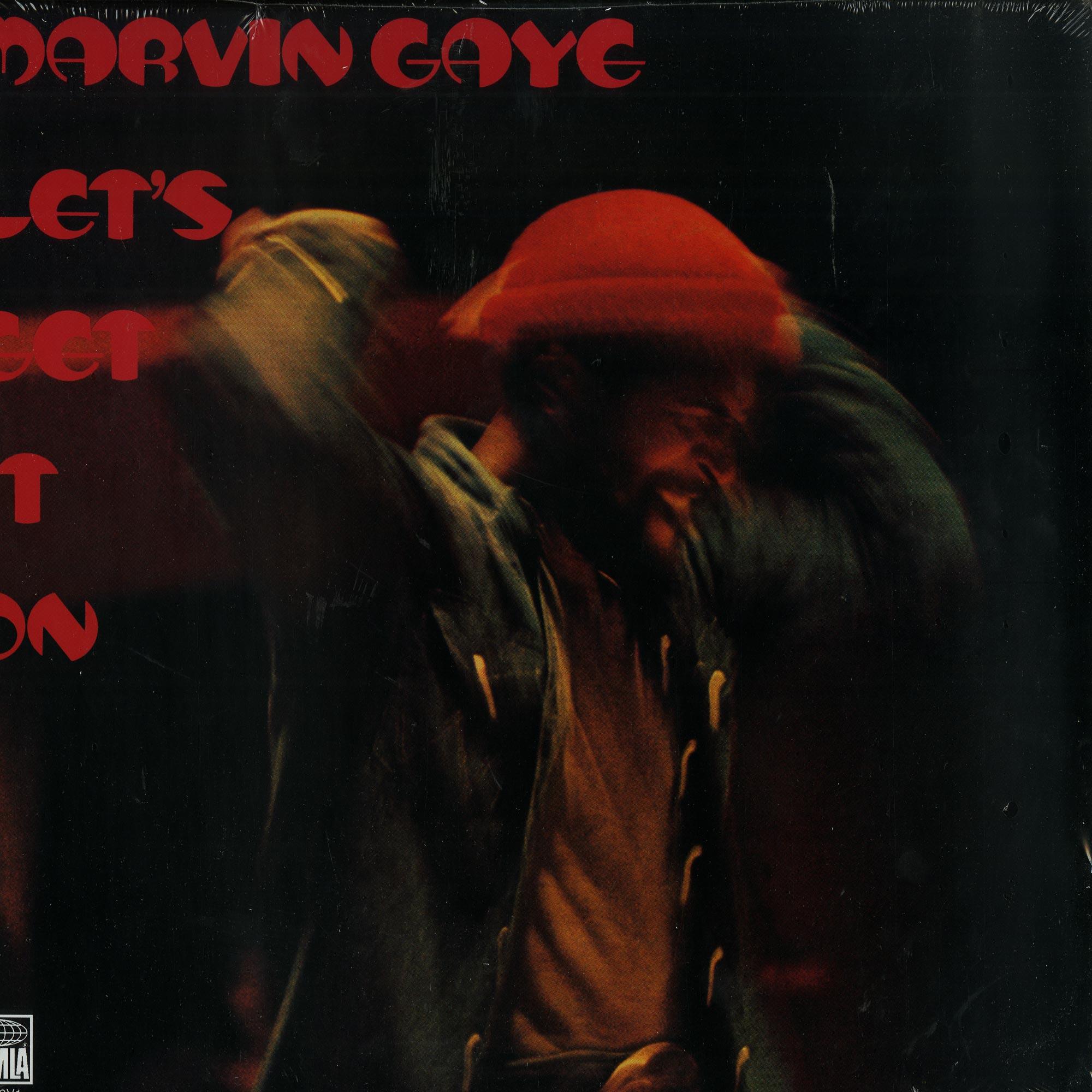 Marvin Gaye - LET S GET IT ON