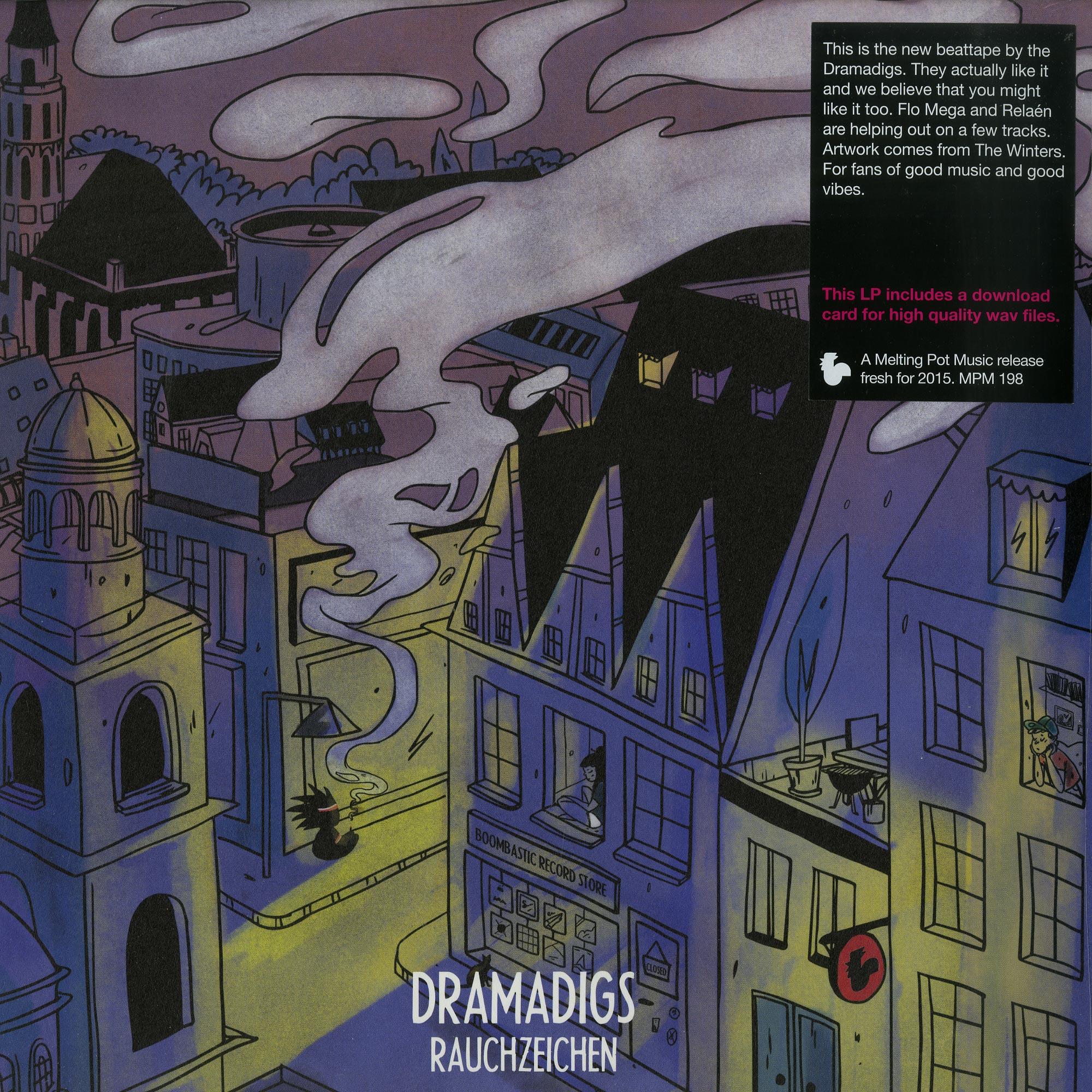 Dramadigs - RAUCHZEICHEN