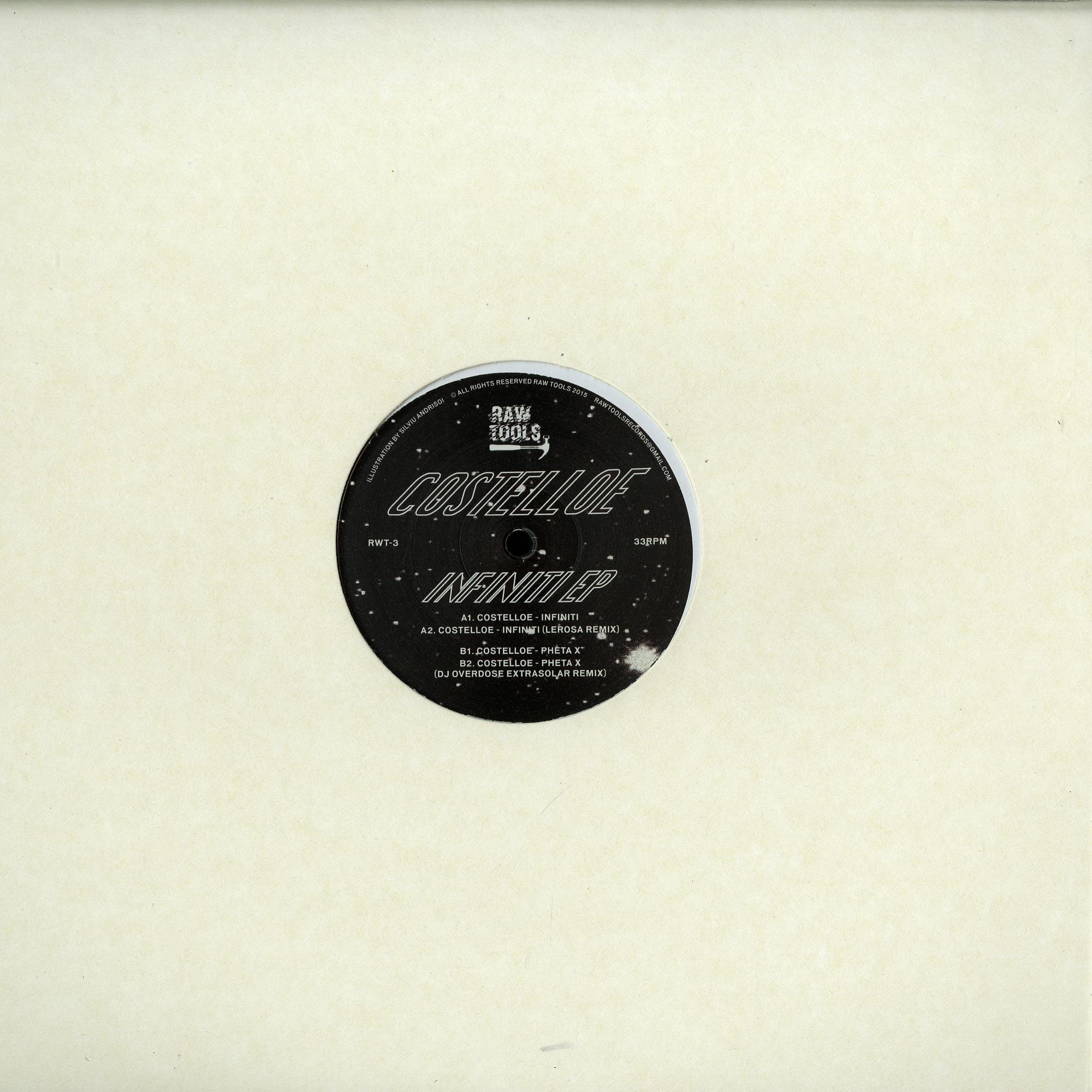 Costelloe - INFINITI EP