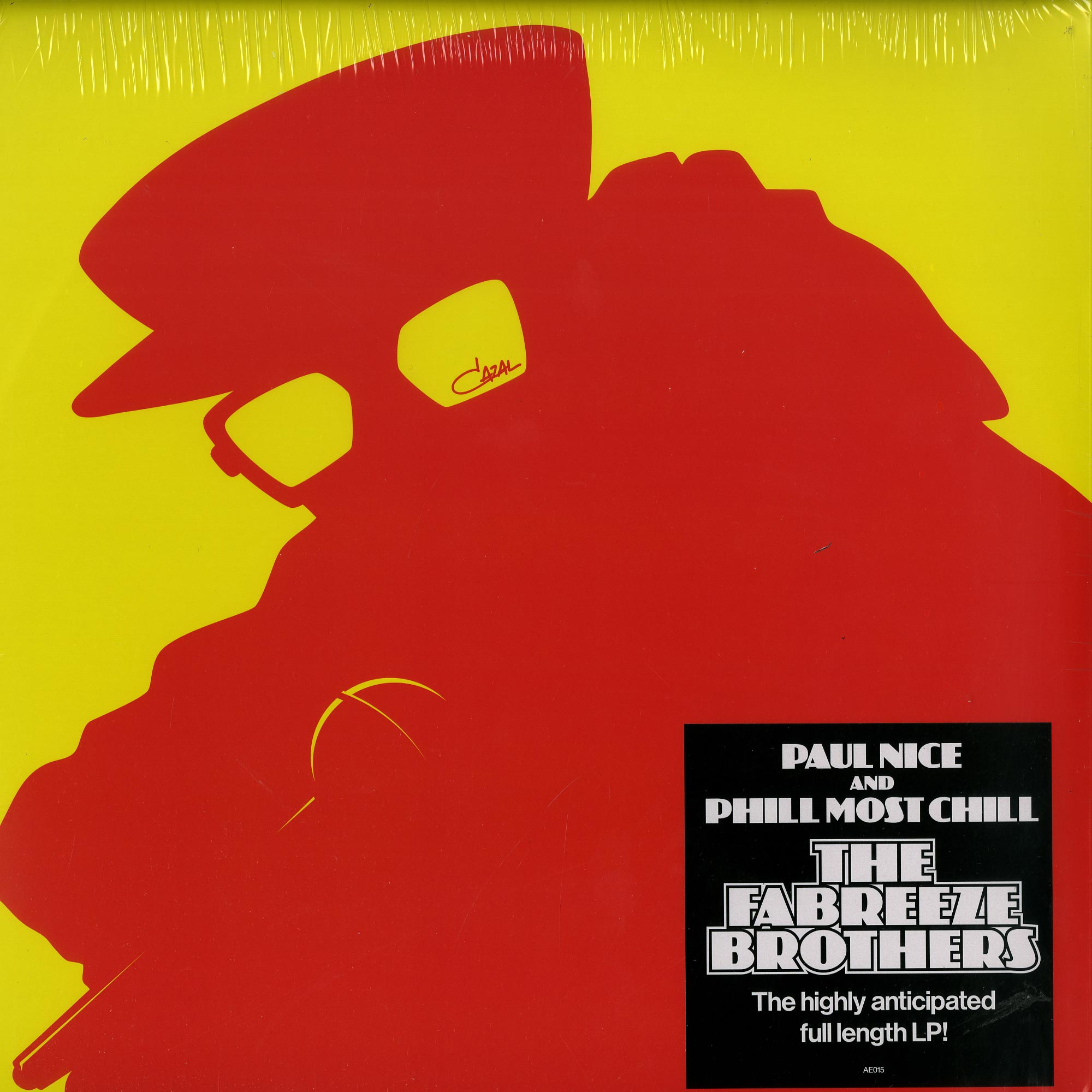 Phill Most Chill & Paul Nice - THE FABREEZE BROTHERS