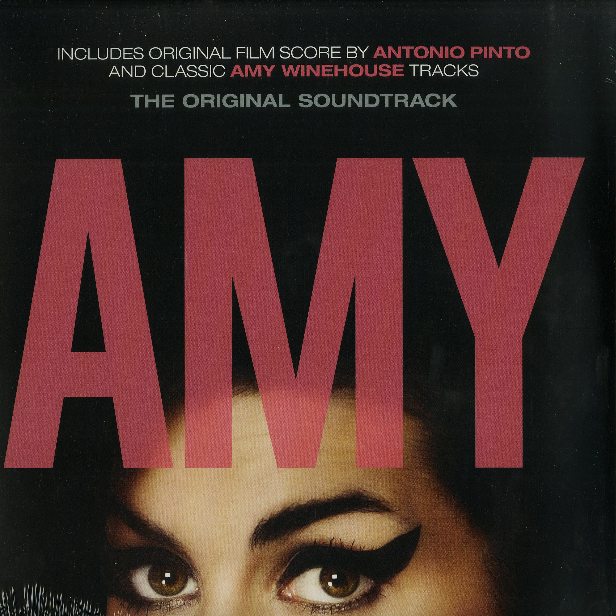 Amy Winehouse, Antonio Pinto - AMY O.S.T.