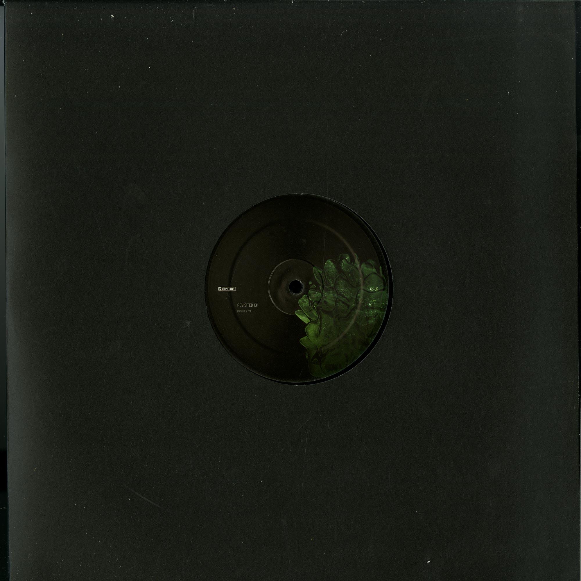 Jamie Haus - REVISITED EP
