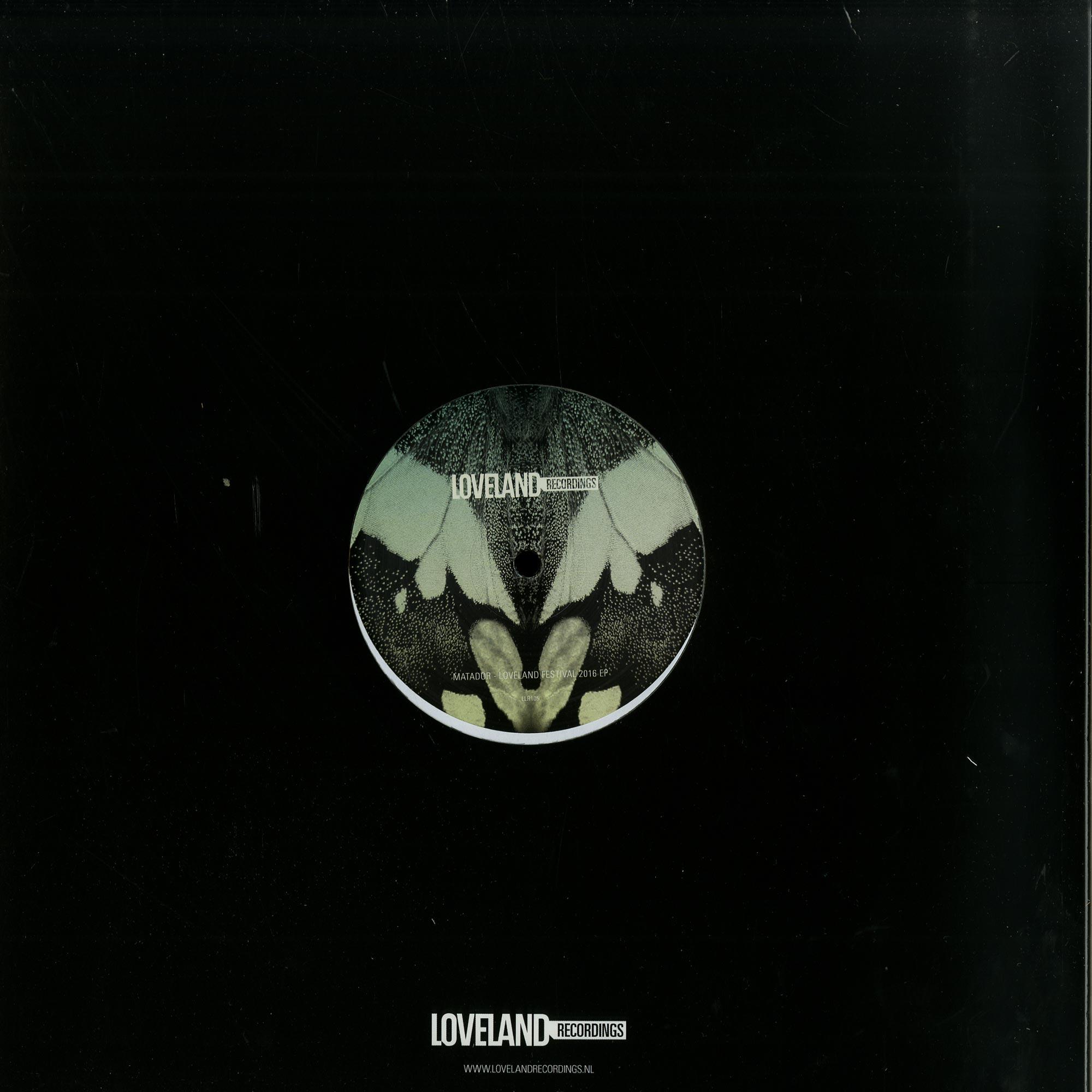 Matador - LOVELAND FESTIVAL 2016 EP