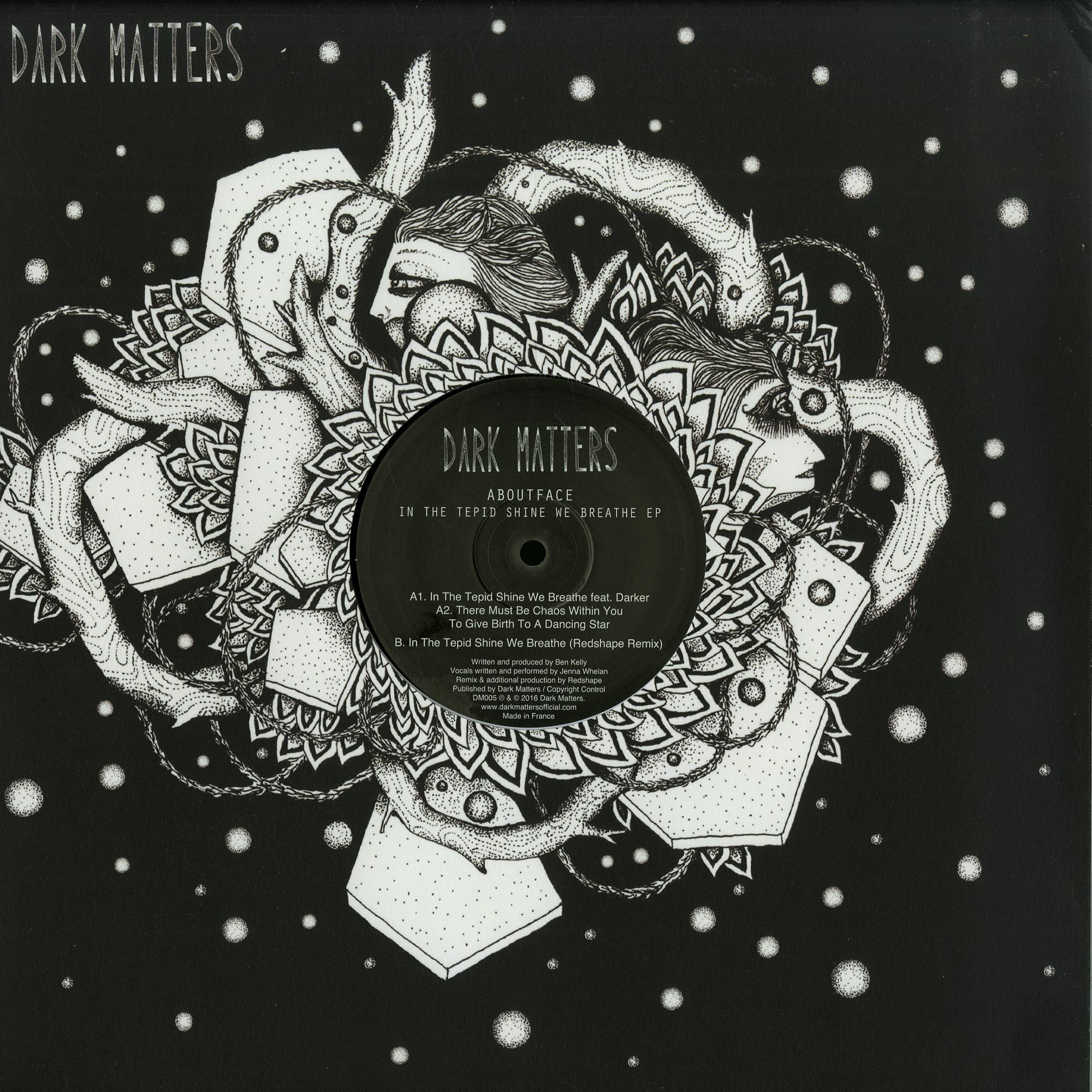 Aboutface - IN THE TEPID SHINE WE BREATH EP