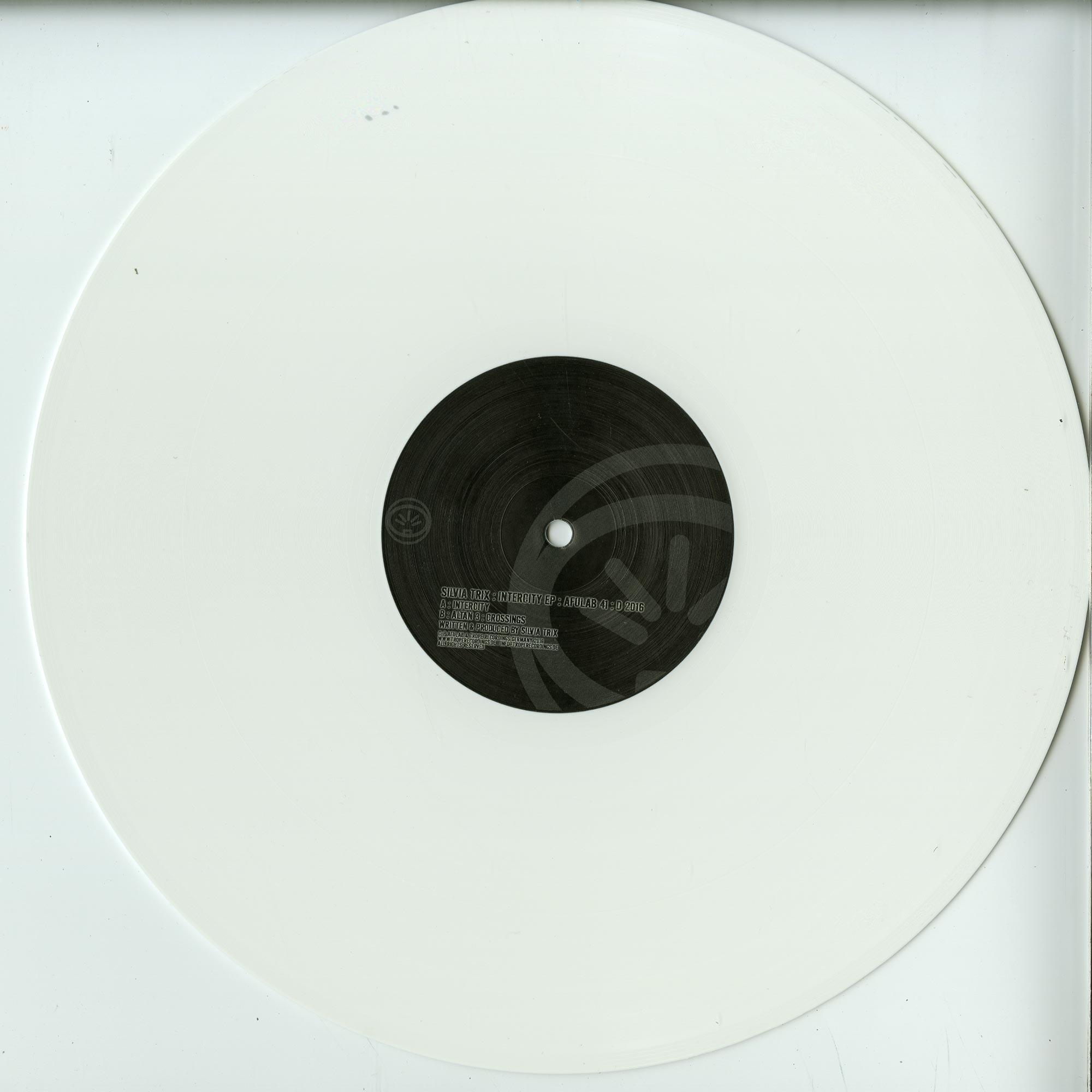 Silvia Trix - INTERCITY EP