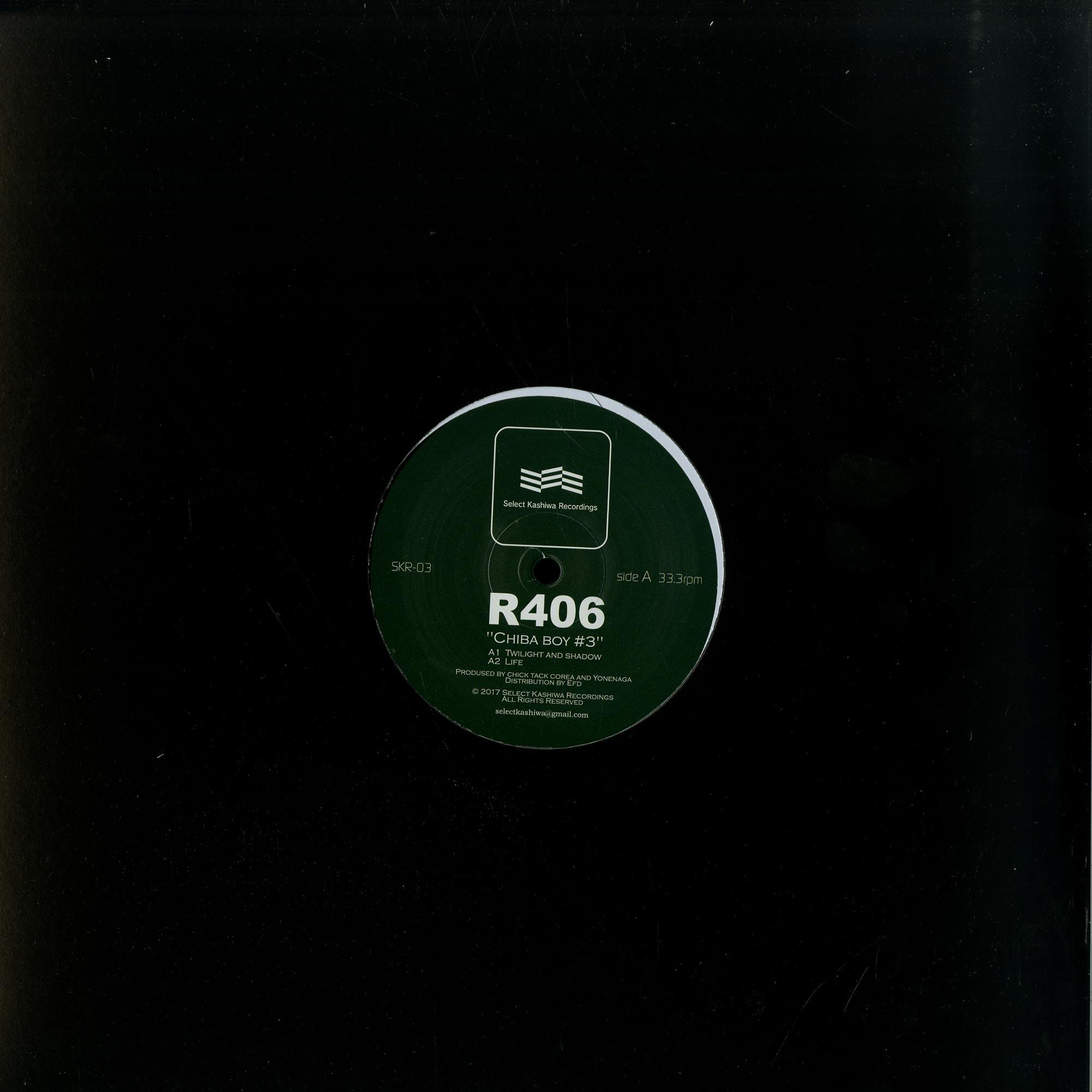 R406 - CHIBA BOY #3