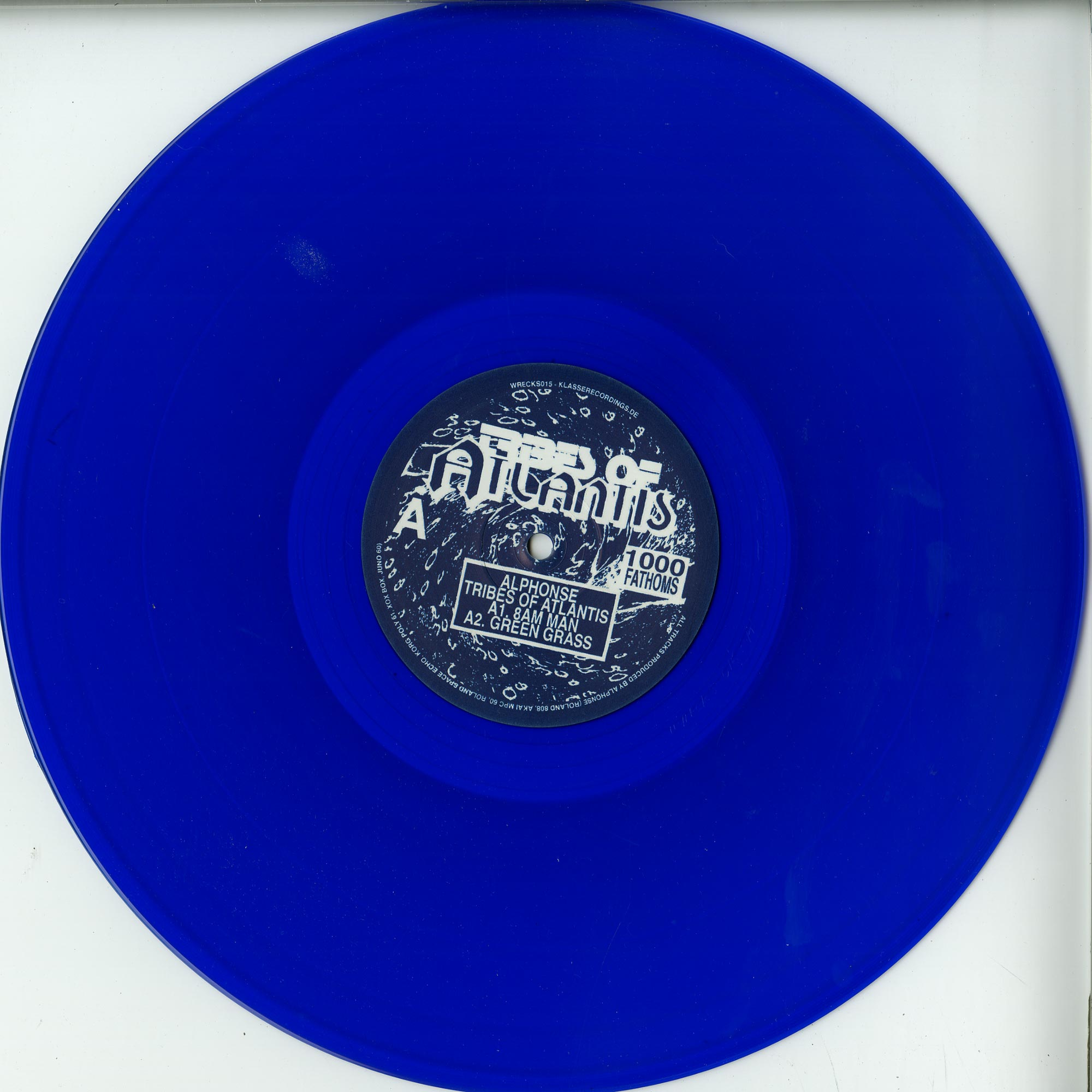 Alphonse - TRIBES OF ATLANTIS EP