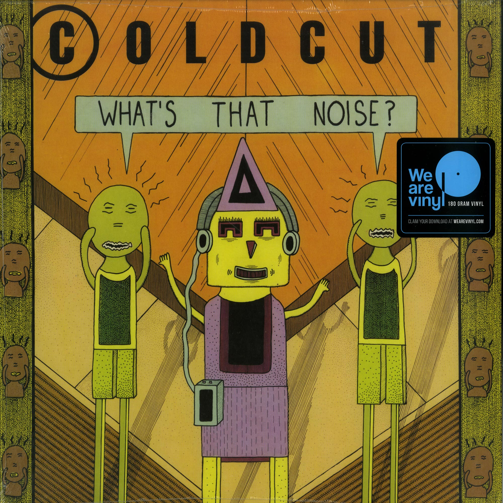 Coldcut - WHATS THAT NOISE?