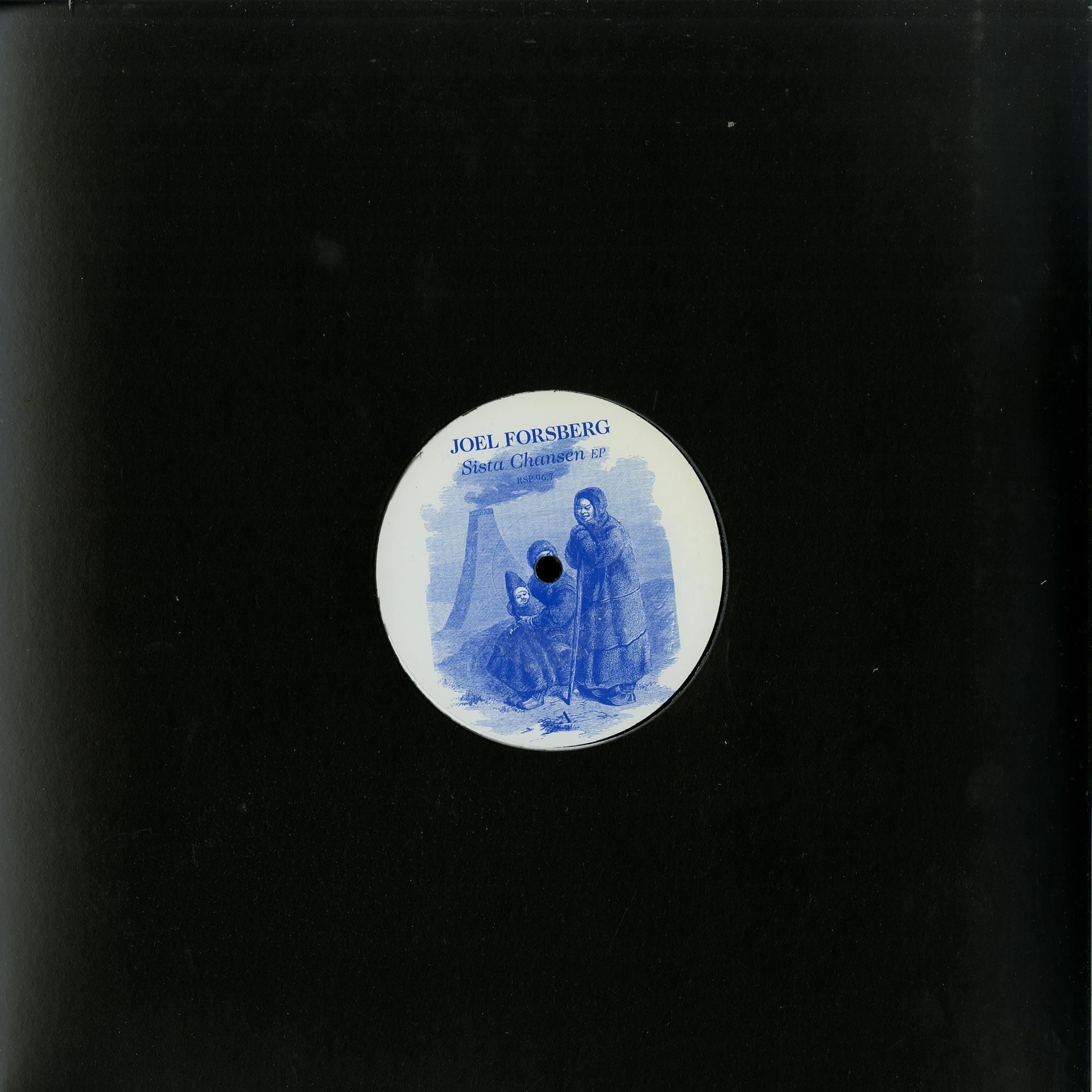 Joel Forsberg - SISTA CHANSEN EP