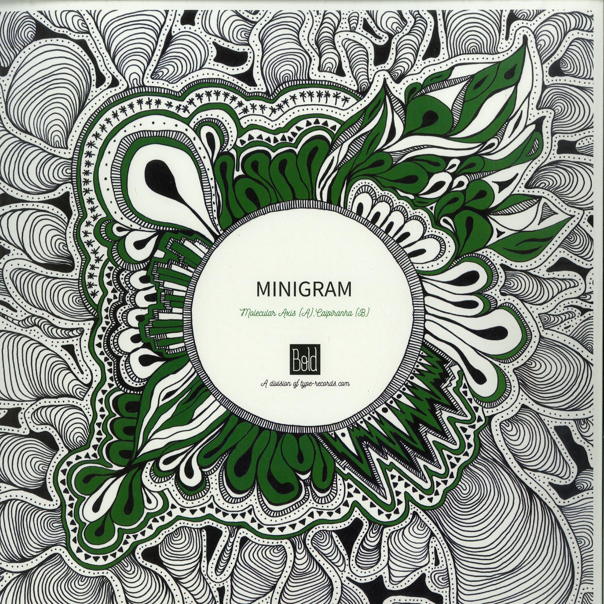 Minigram - MOLECULAR AXIS