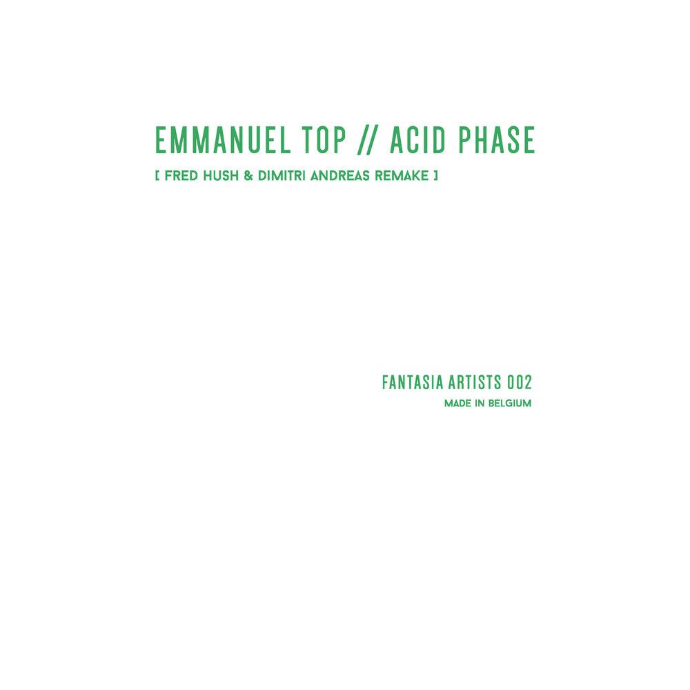 Emmanuel Top - ACID PHASE