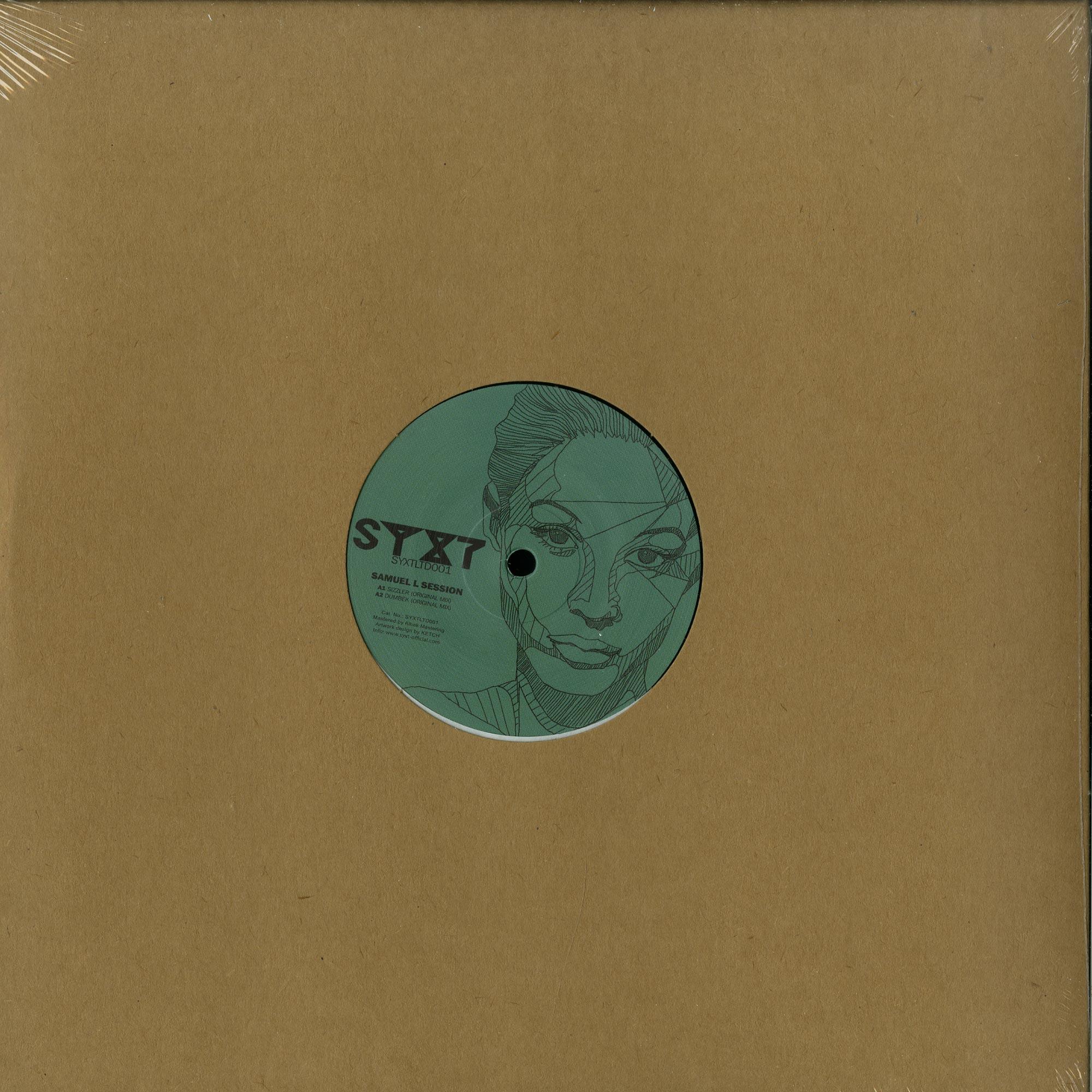 Samuel L Session - SYXTLTD 001