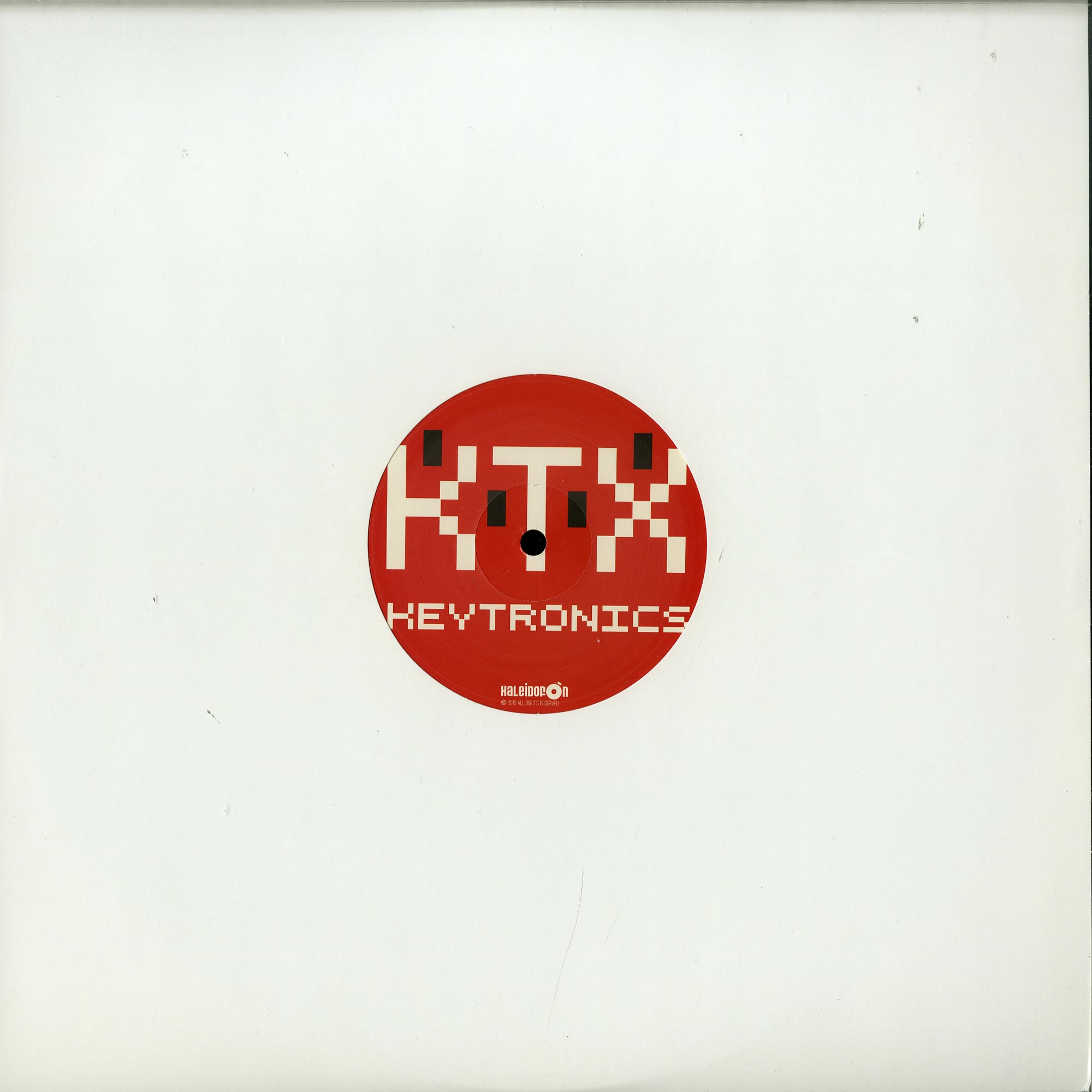 Keytronics - FOUR HOUSE TRACKS EP