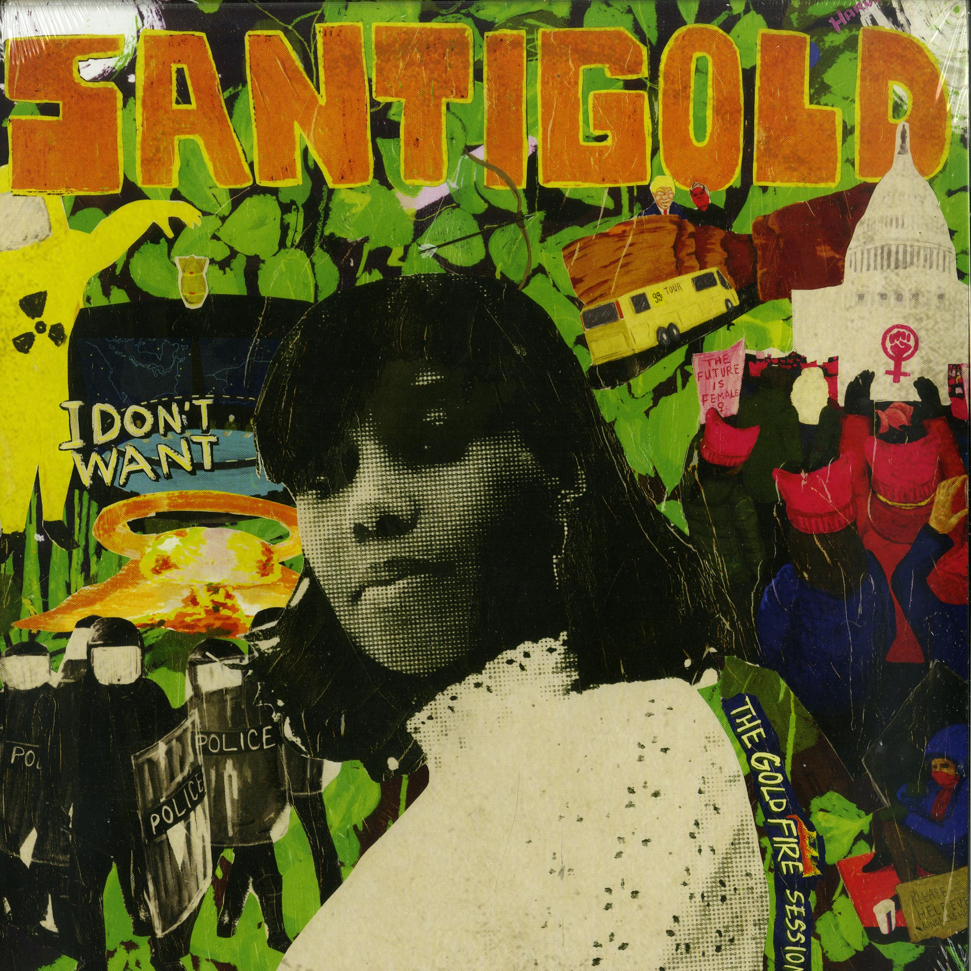 Santigold - I DONT WANT: THE GOLD FIRE SESSIONS
