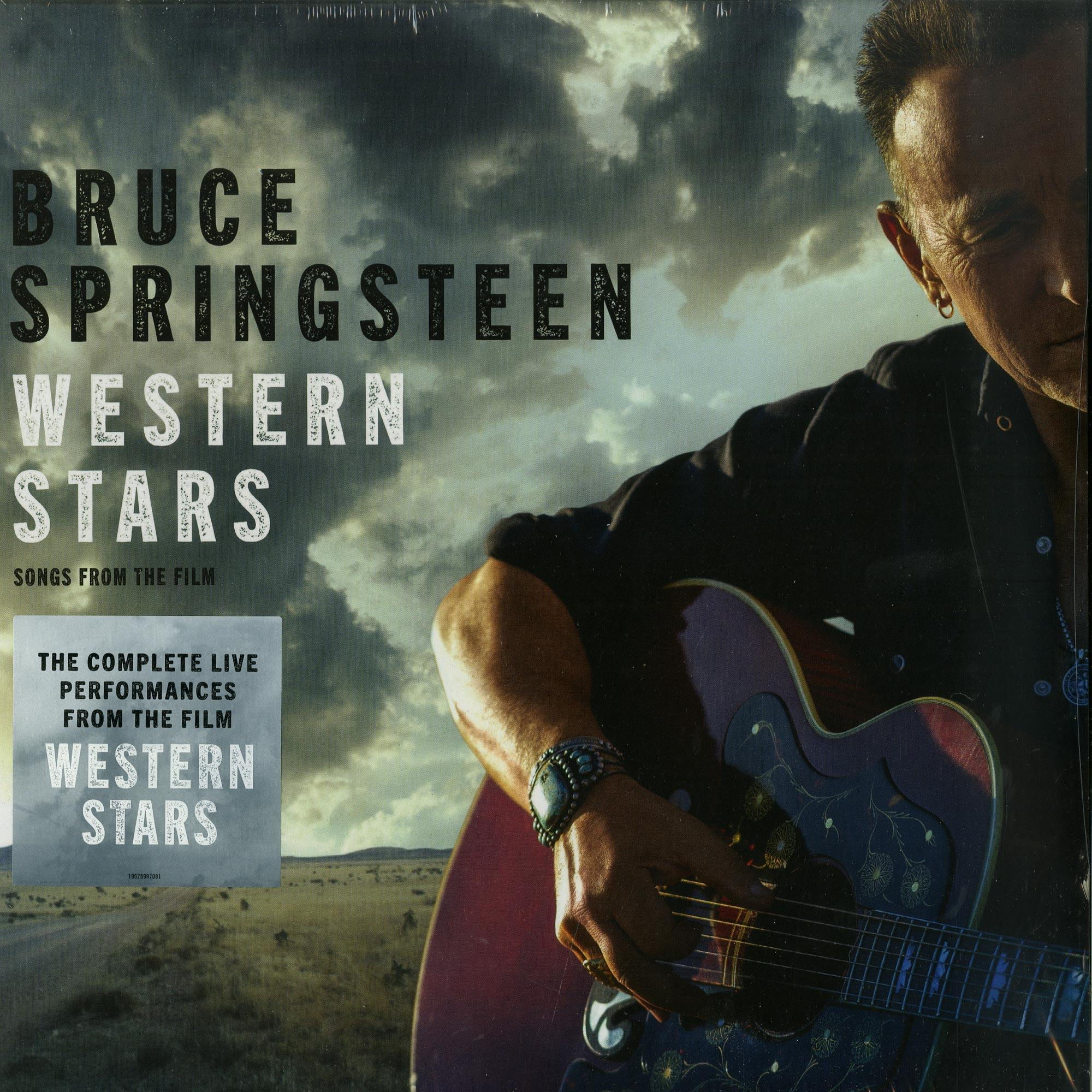 Bruce Springsteen - WESTERN STARS - SONGS FROM THE FILM