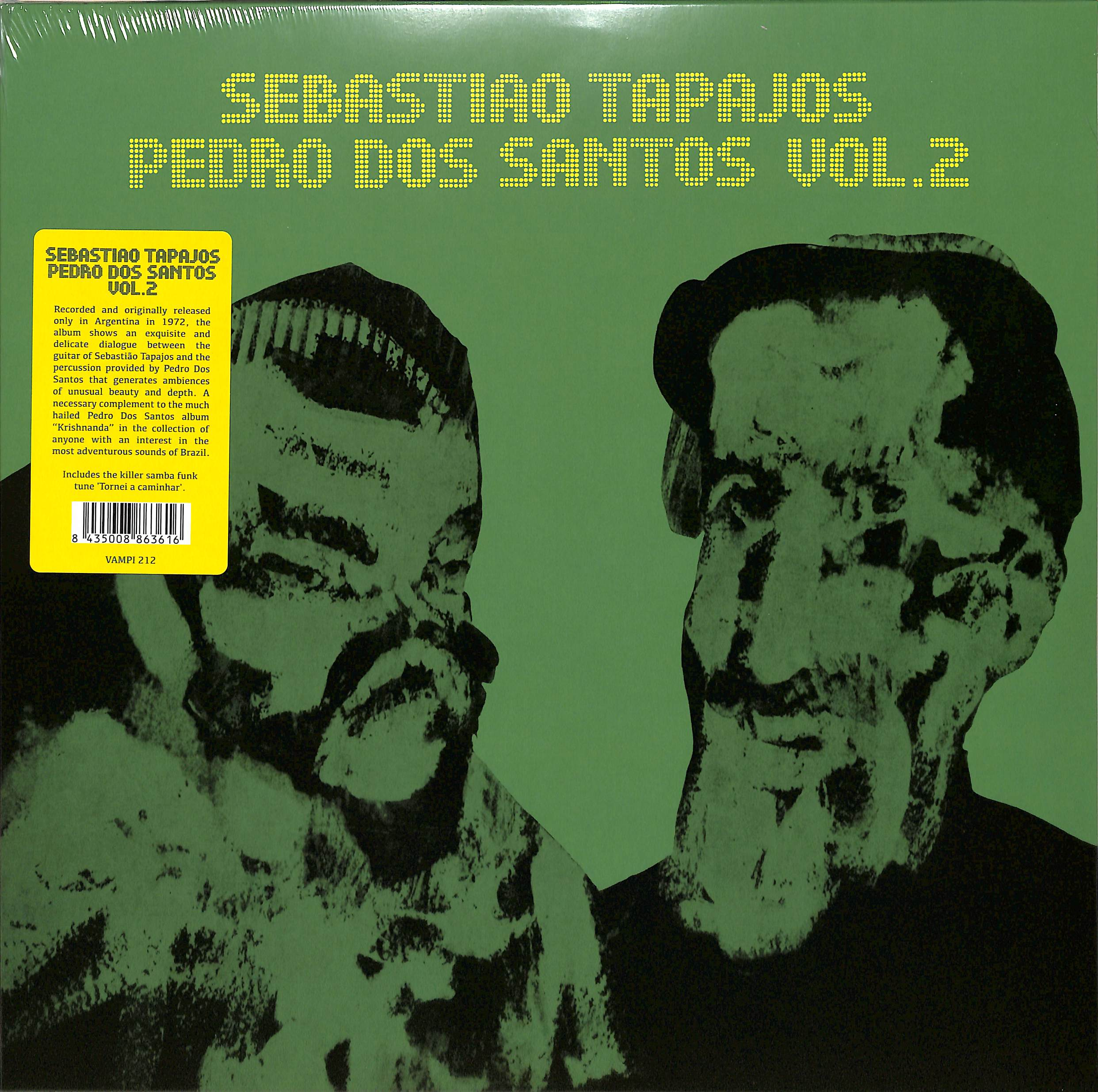 Sebastiao Tapajos & Pedro Dos Santos - VOL.2