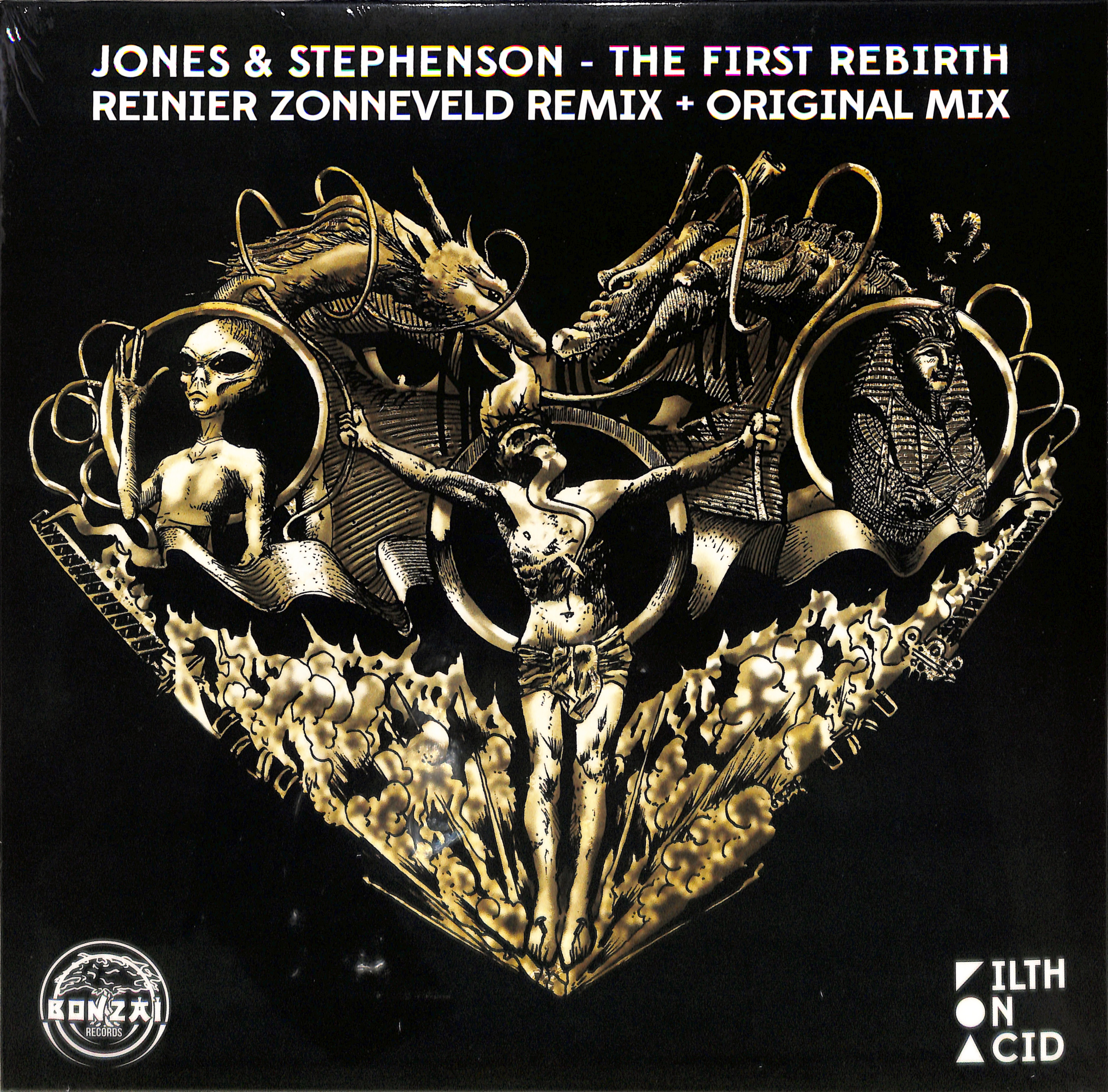 Jones & Stephenson - THE FIRST REBIRTH