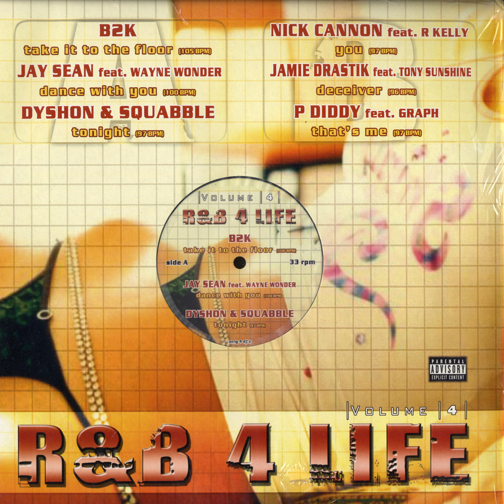 Various Artists - R&B 4 LIFE VOL. 4