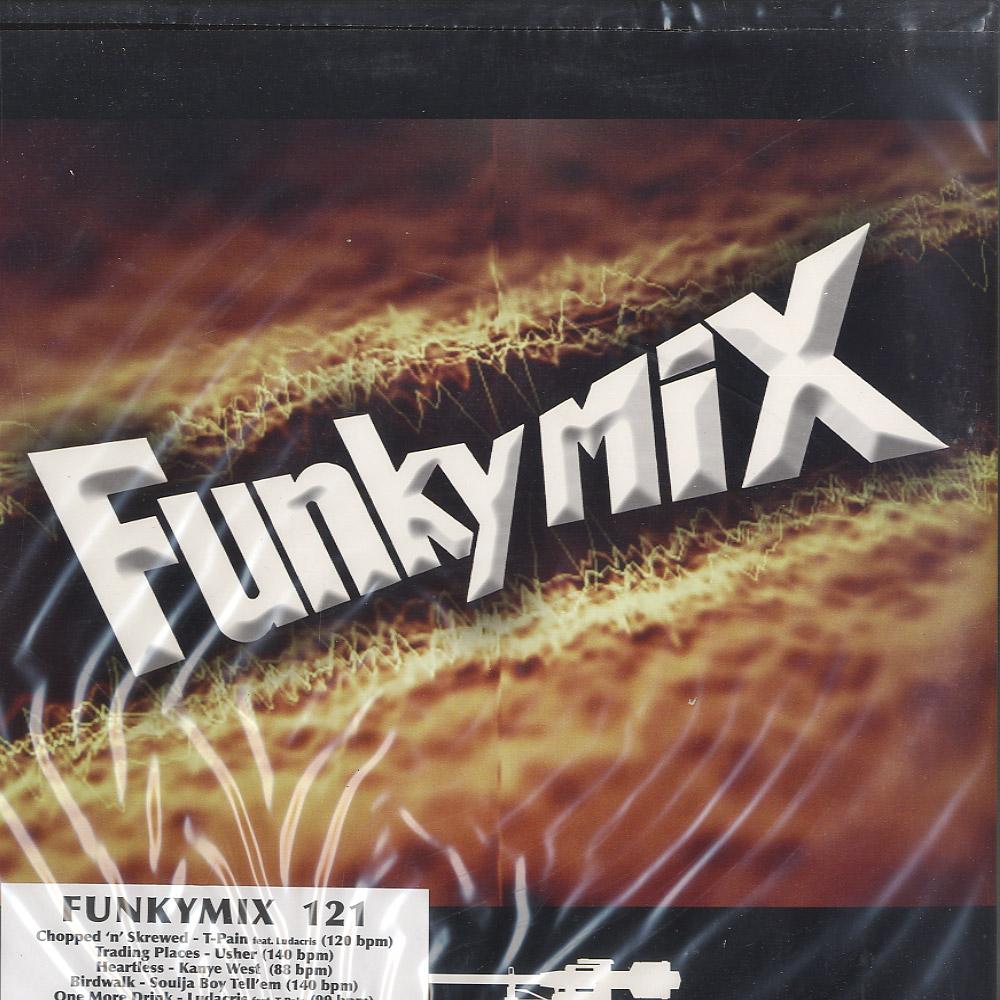 Various Artists - FUNKYMIX 121